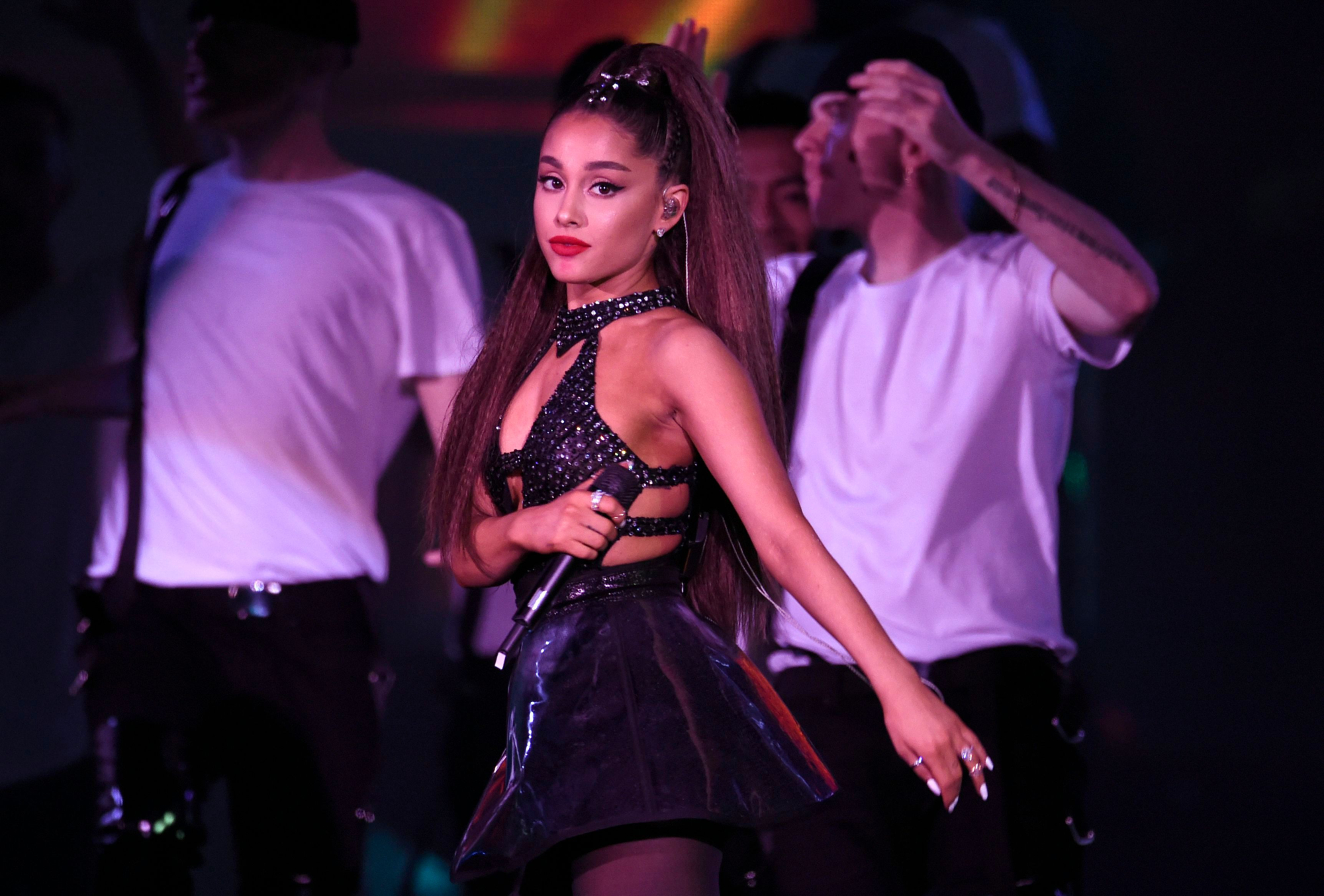 2018 Wango Tango - Show, Los Angeles, USA - 02 Jun 2018