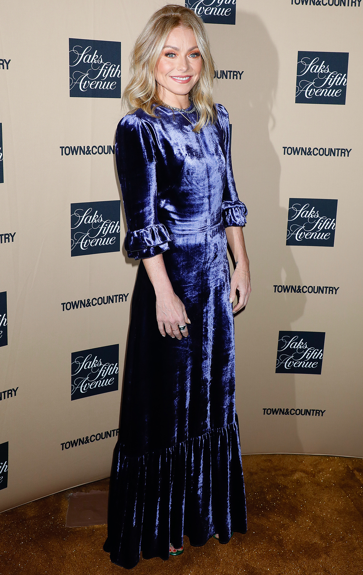 Town & Country Jewelry Awards, New York, USA - 24 Jan 2019