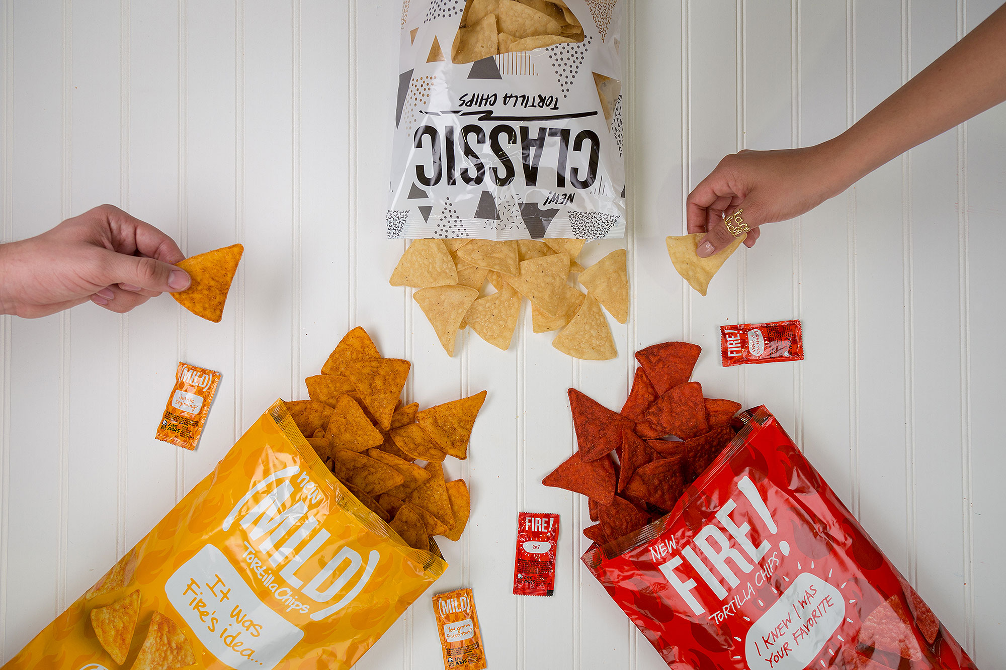 Taco Bell chipsCredit: Taco Bell