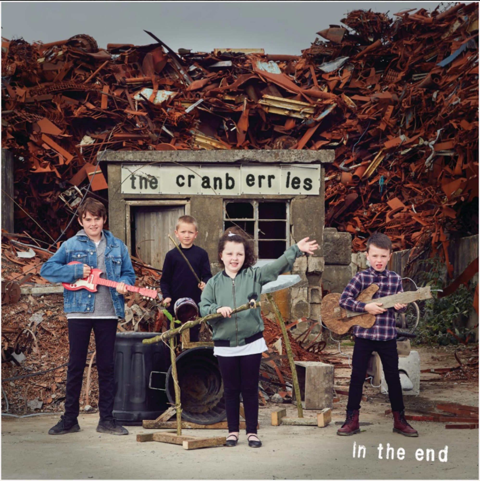 The Cranberries In The End