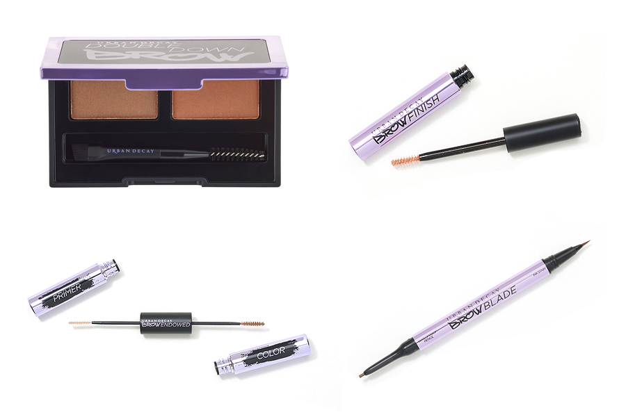 Urban Decay QVC Eyebrow Collection Makeup
