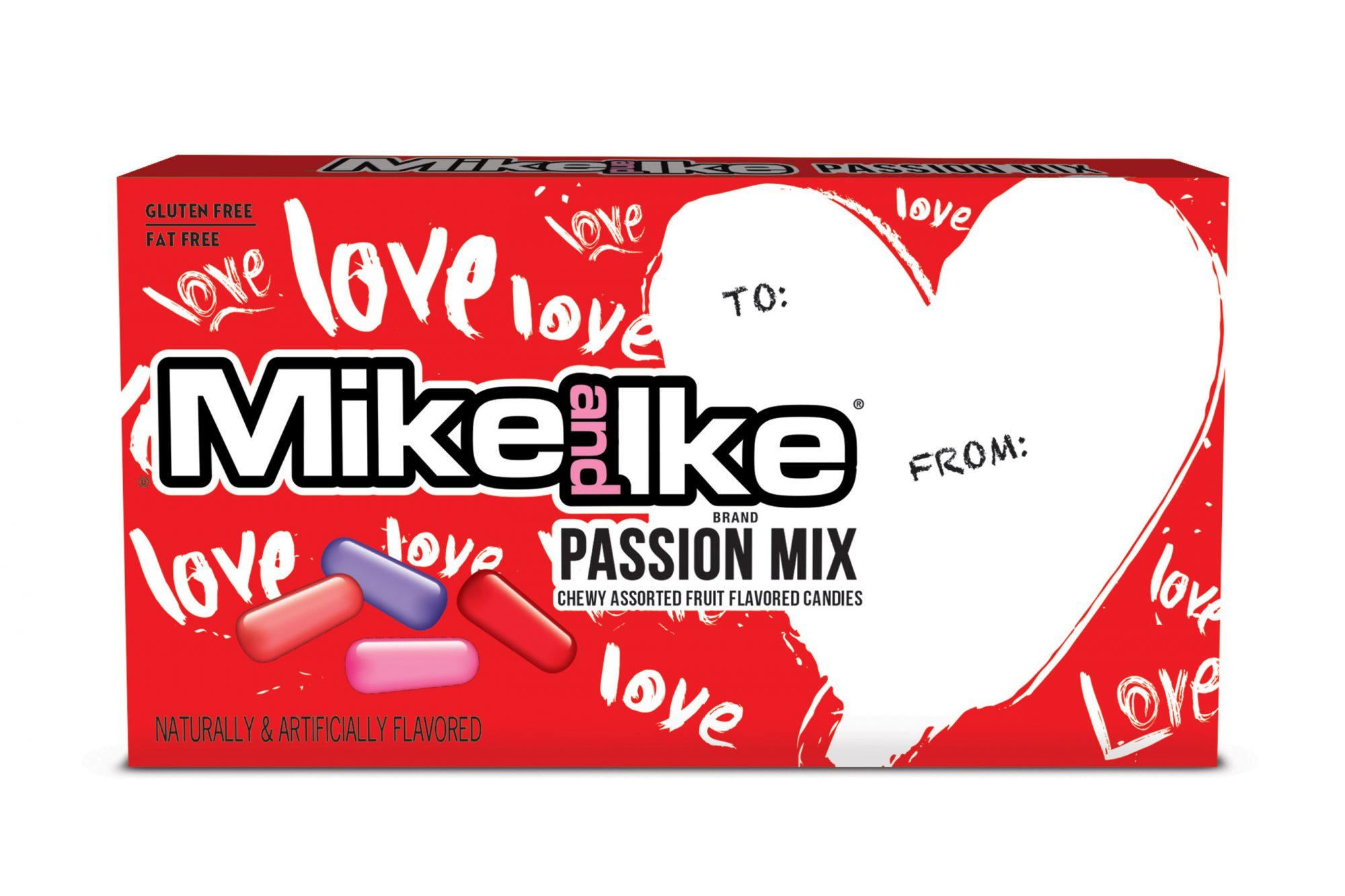 MIKE AND IKE PASSION MIX
