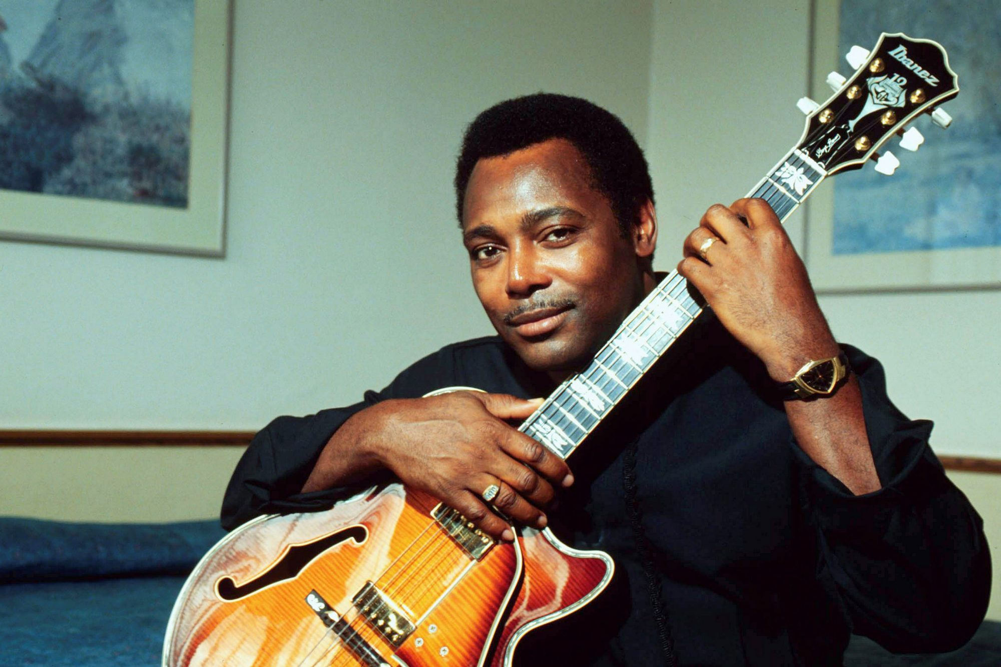 George Benson Performs Live In The Netherlands