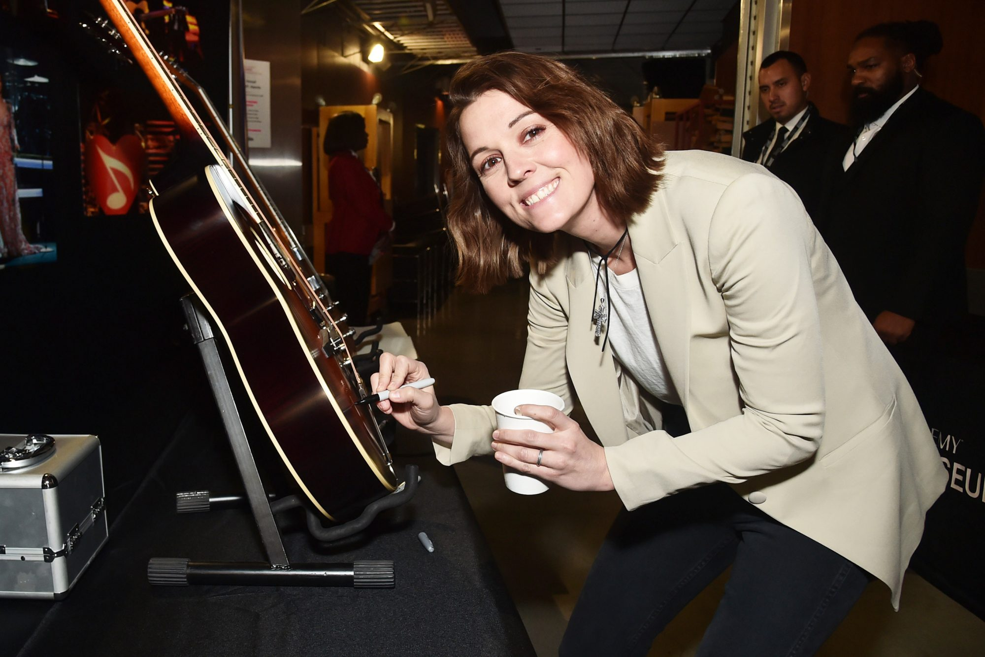 61st Annual GRAMMY Awards - GRAMMY Charities Signings - Day 1