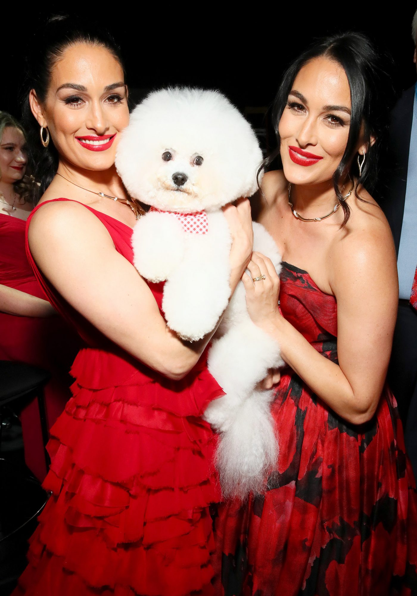 BESTPIX - The American Heart Association's Go Red for Women Red Dress Collection 2019 - Backstage