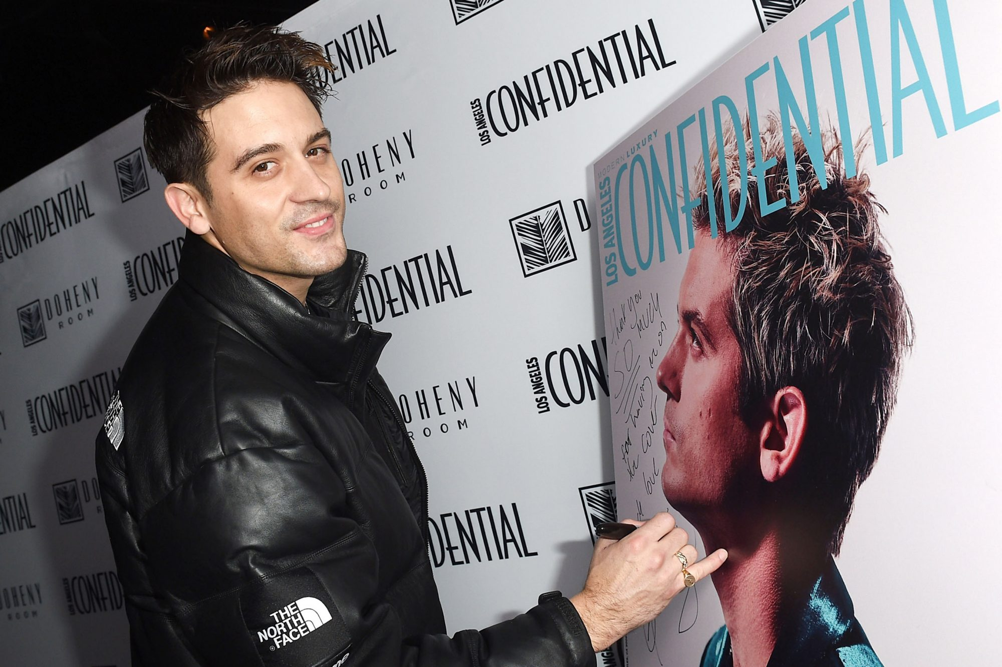 Los Angeles Confidential Grammys Celebration With G-Eazy
