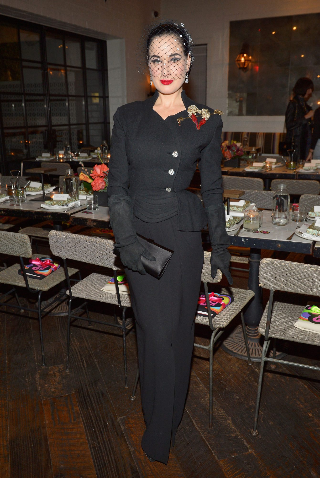 Liz Goldwyn And MATCHESFASHION.COM Celebrate The Launch Of Frieze LA