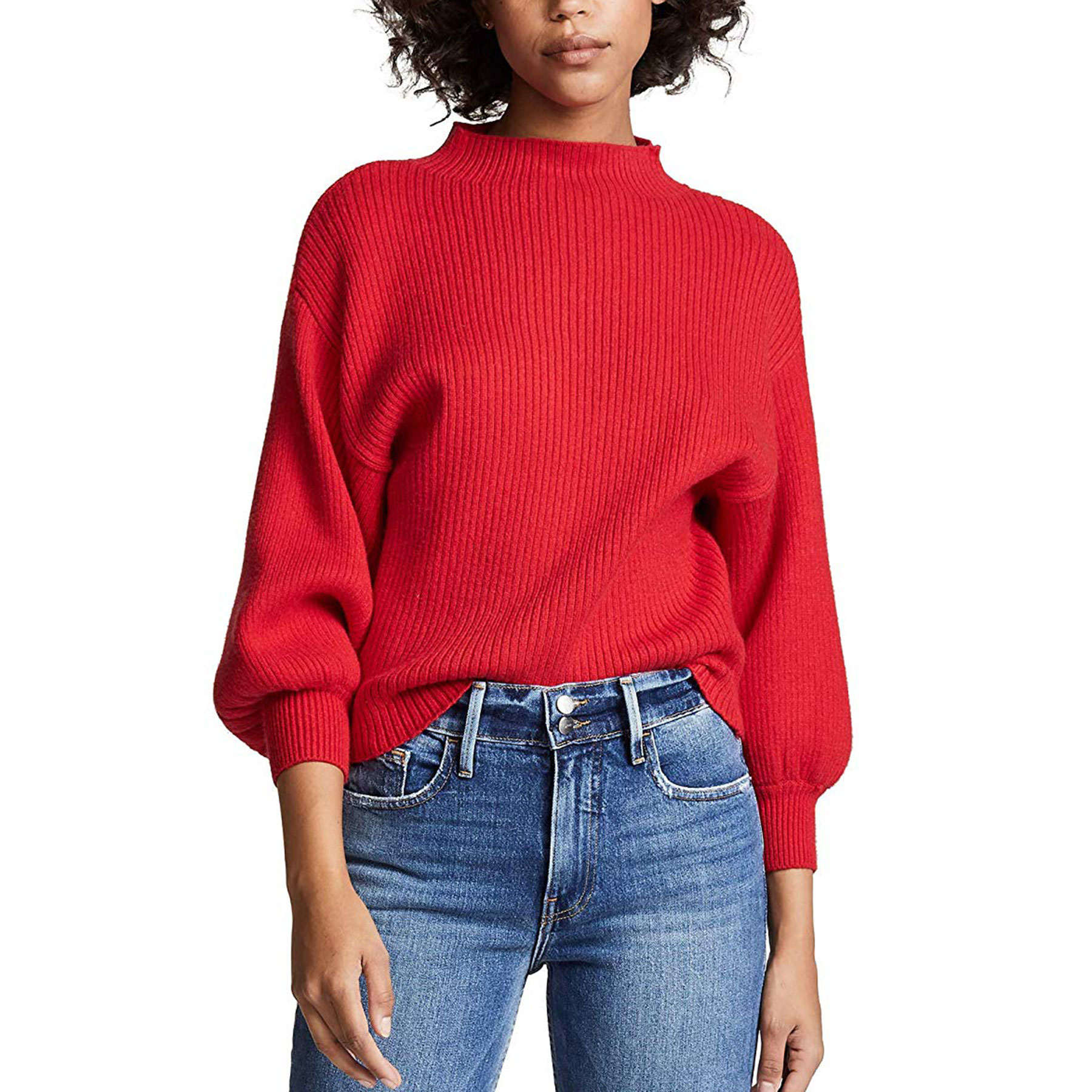 Line & Dot Women's Alder Sweater