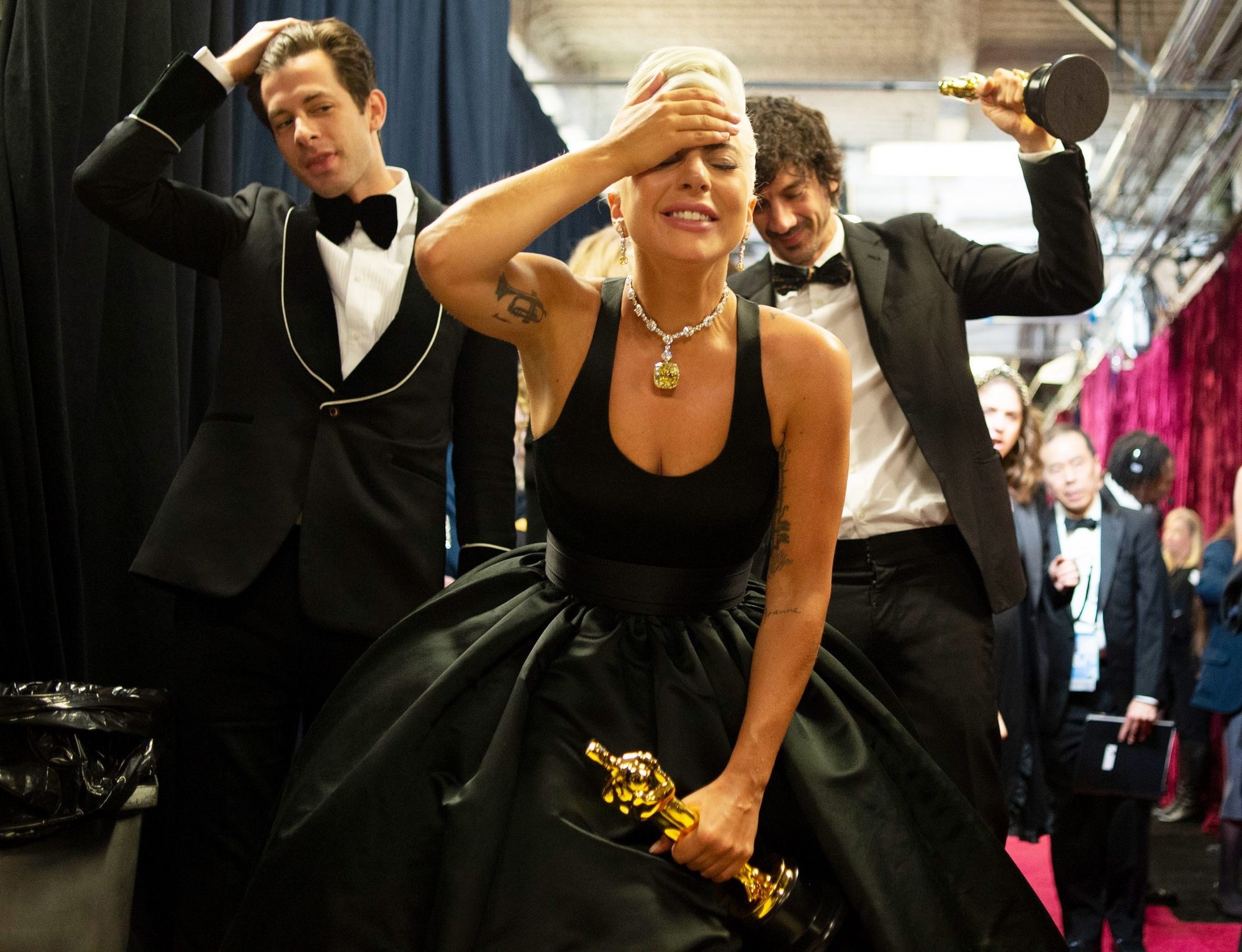 ABC's Coverage Of The 91st Annual Academy Awards – Backstage