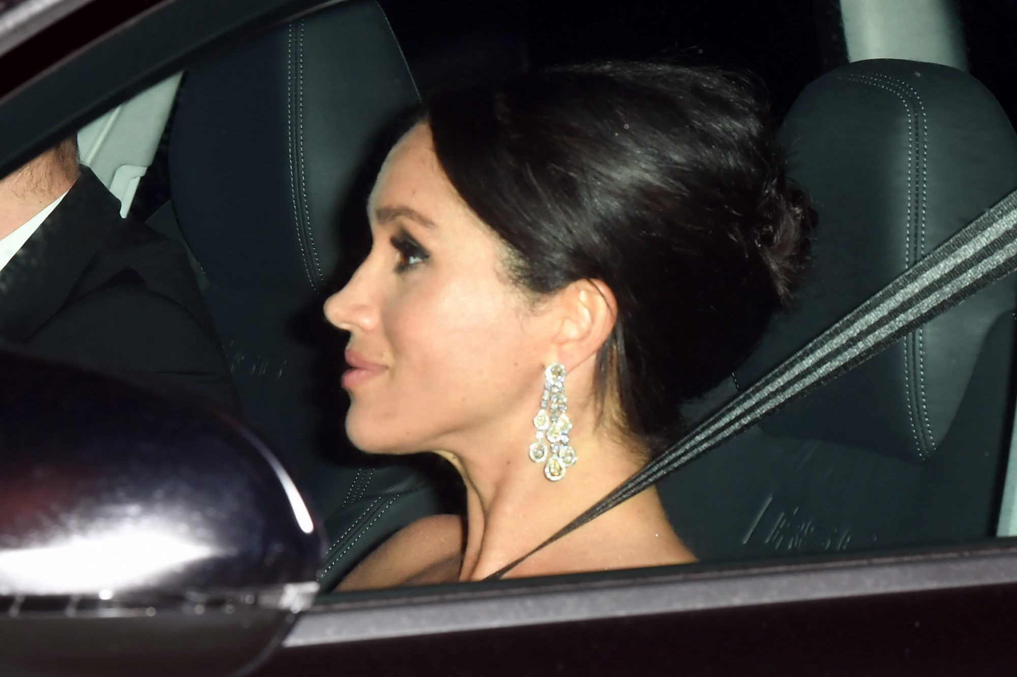 The Royal Family attend Prince Charles 70th Birthday Party