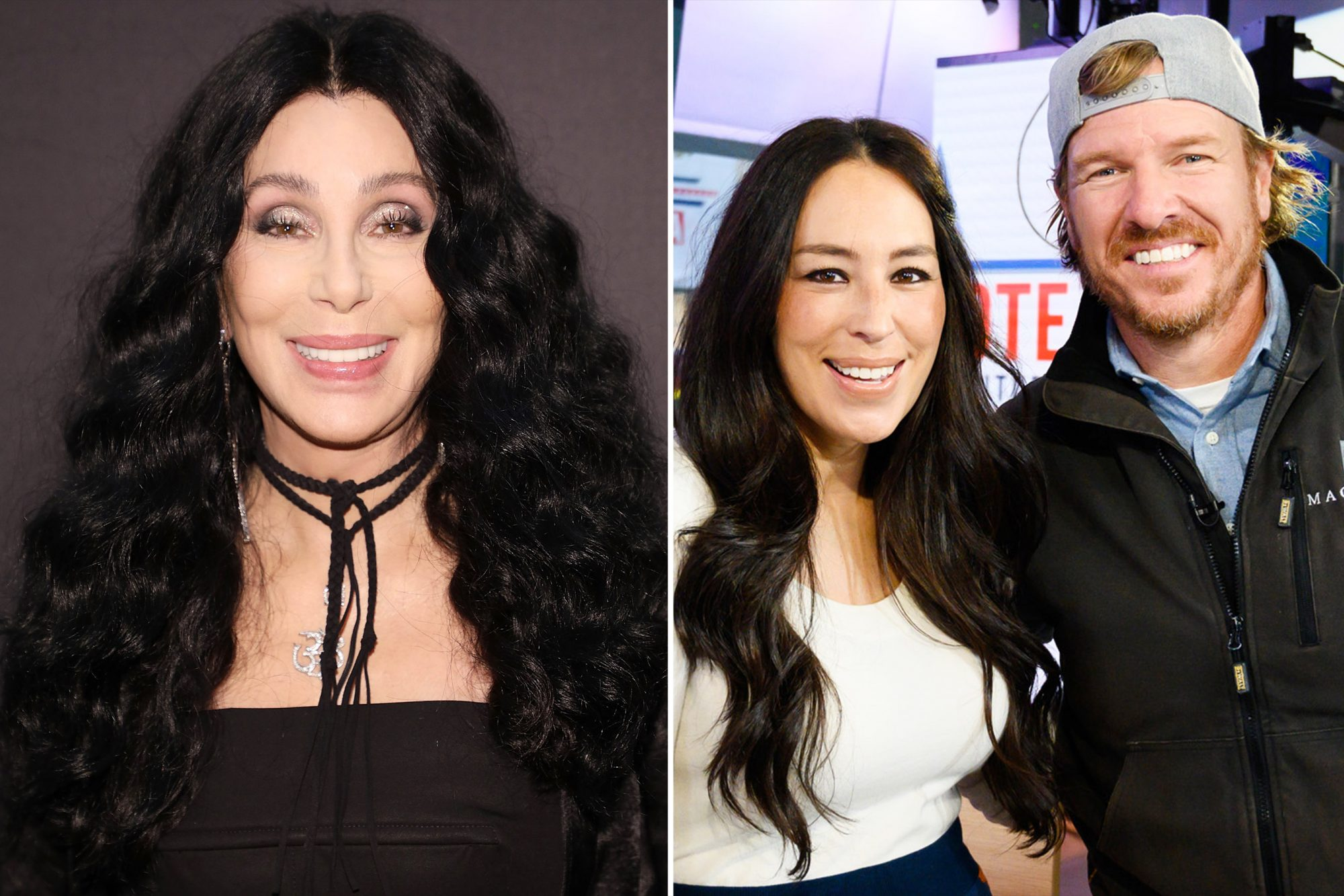 Cher Tweets At Chip Joanna Gaines About Fixer Upper People Com