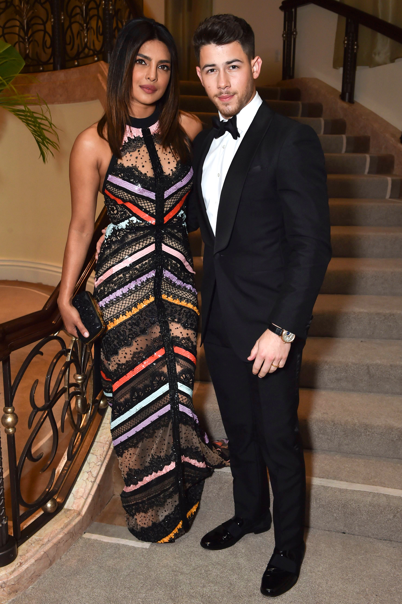 2nd Annual Learning Lab Ventures Winter Gala, Arrivals, The Beverly Hills Hotel, Los Angeles, USA - 31 Jan 2019