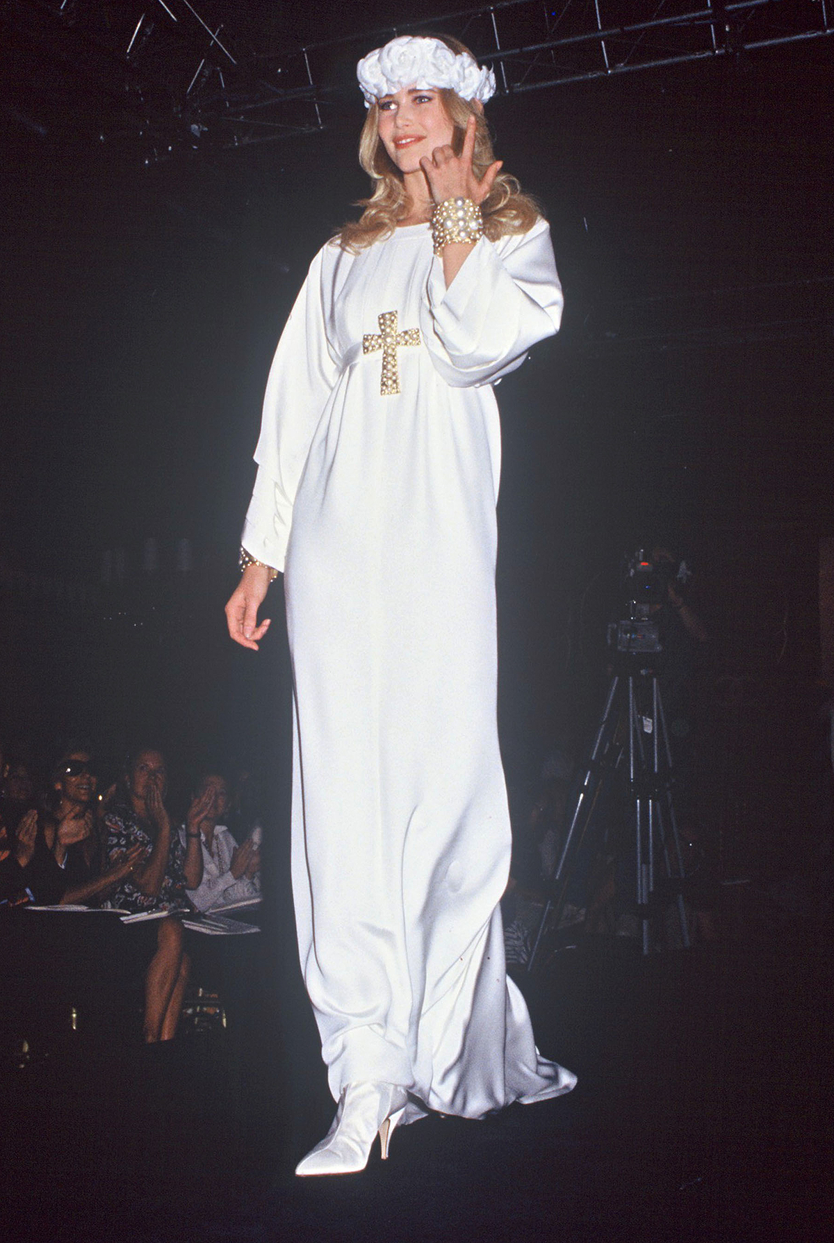 Haute Couture Fall Winter 1991 - 1992 Collections