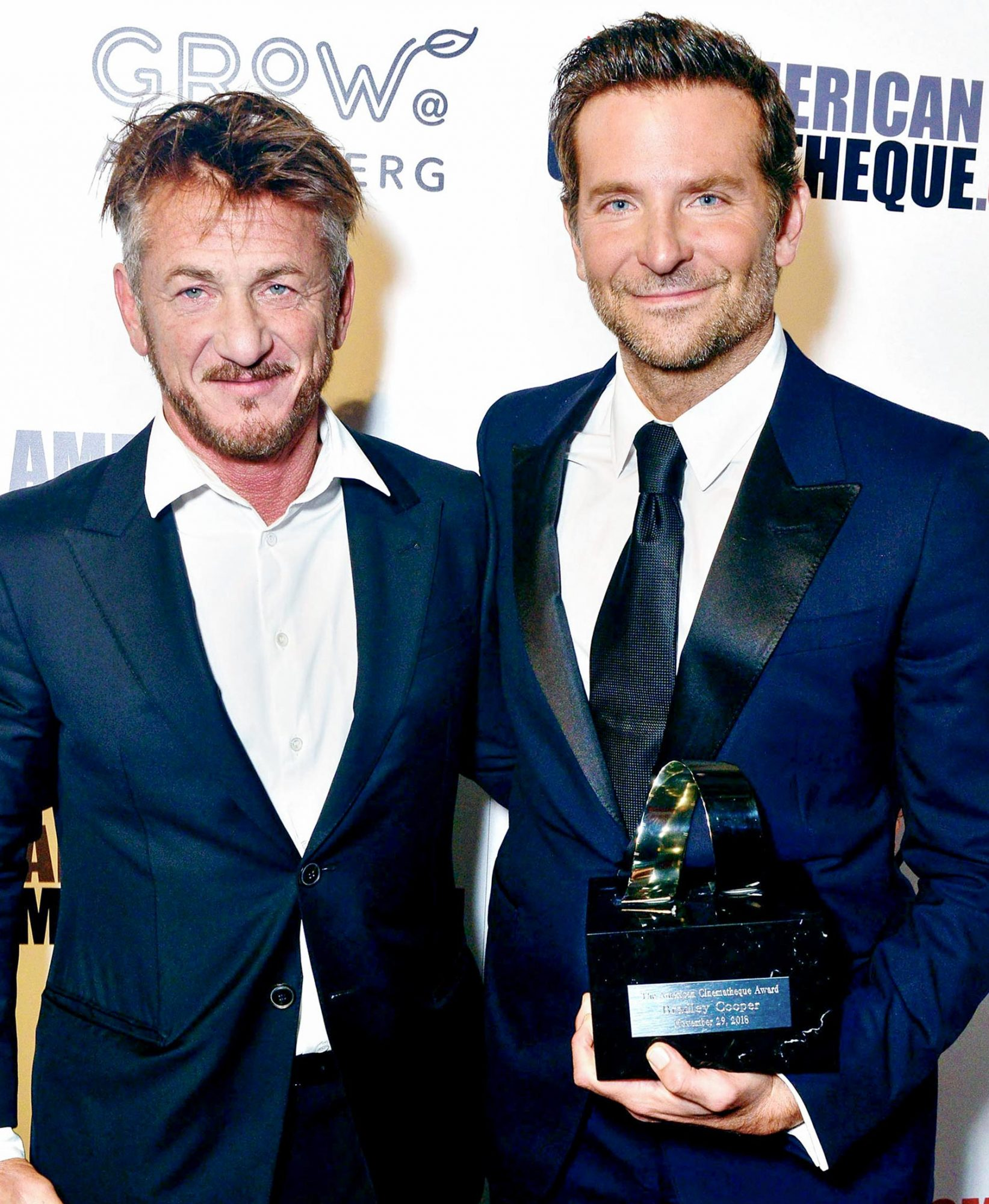 32nd American Cinematheque Award Presentation Honoring Bradley Cooper Presented by GRoW @ Annenberg. Presentation and The 4th Annual Sid Grauman Award Presented By Hill Valley, To Doug Darrow on behalf of Dolby Laboratories