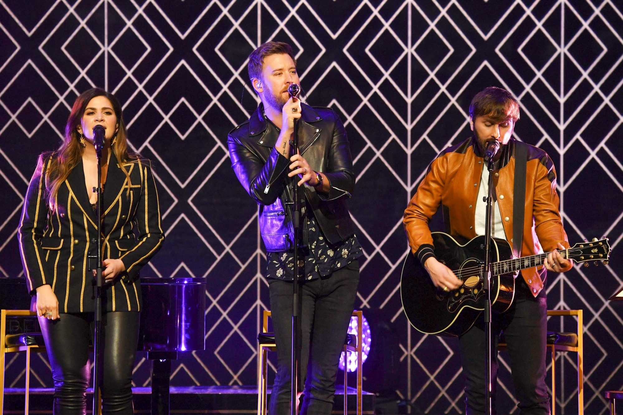 """""""CMT Headliners With Cody Alan"""" Welcomes Lady Antebellum At The Pearl Concert Theater At Palms Casino Resort"""