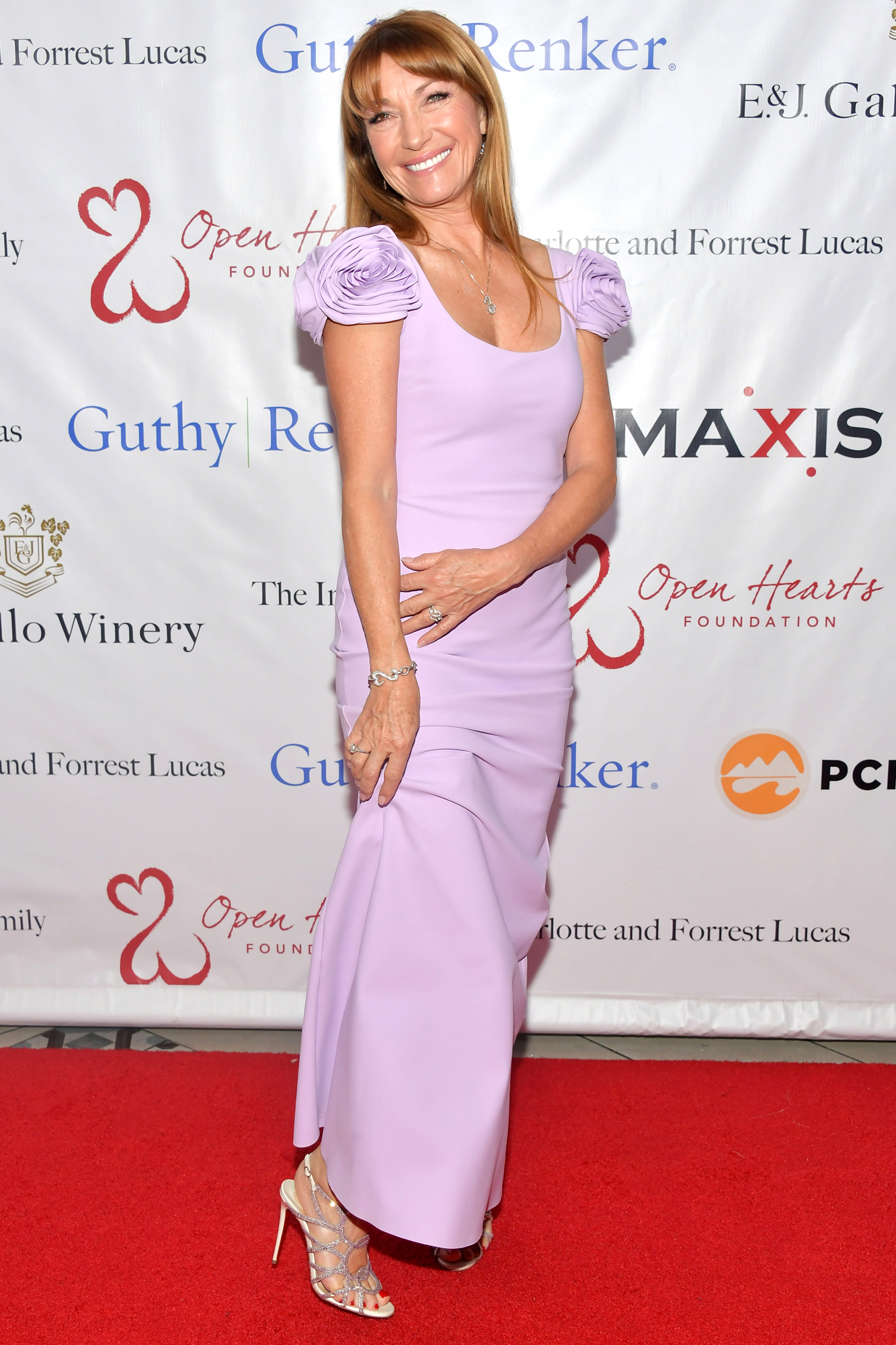 Jane Seymour And The Open Hearts Foundation's 2019 Open Hearts Gala  - Arrivals