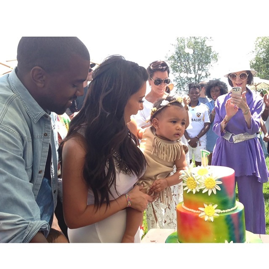 North's  Kidchella  Party