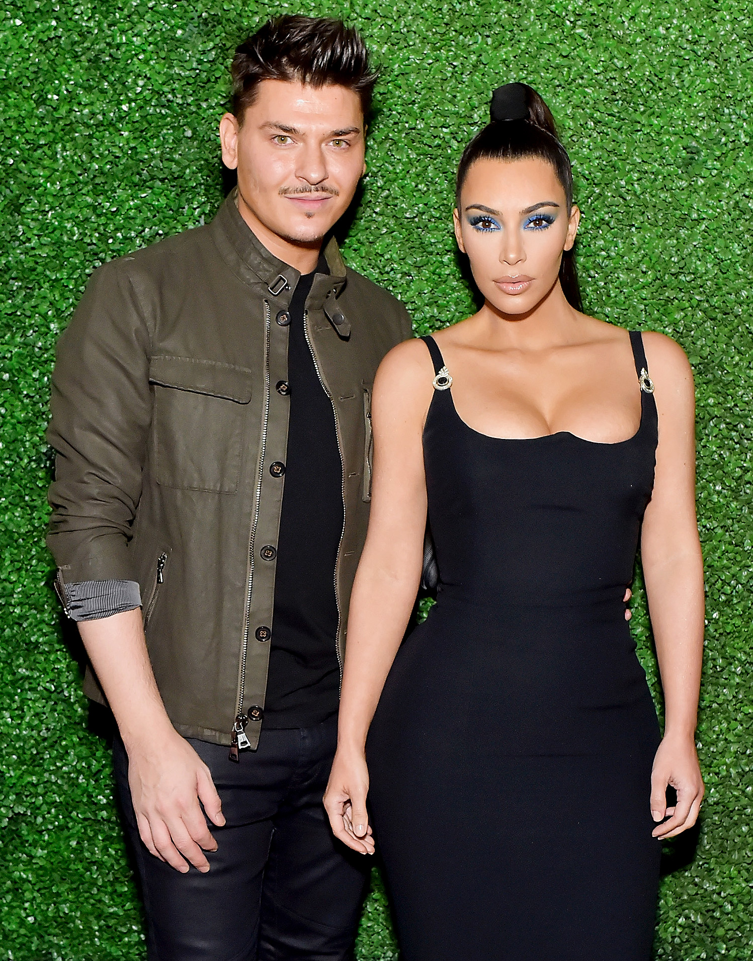KKWxMario Dinner at Jean Georges in the Waldorf Beverly Hills - Arrivals