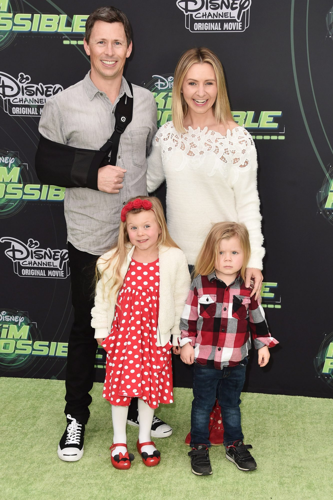 "Premiere Of Disney Channel's ""Kim Possible"" - Arrivals"