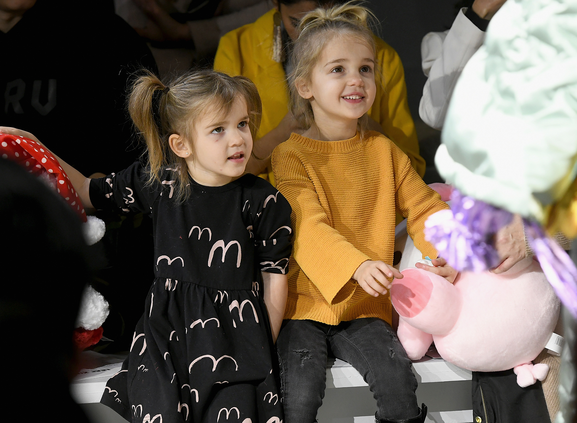 Leaf Xia - Front Row - February 2019 - New York Fashion Week: The Shows