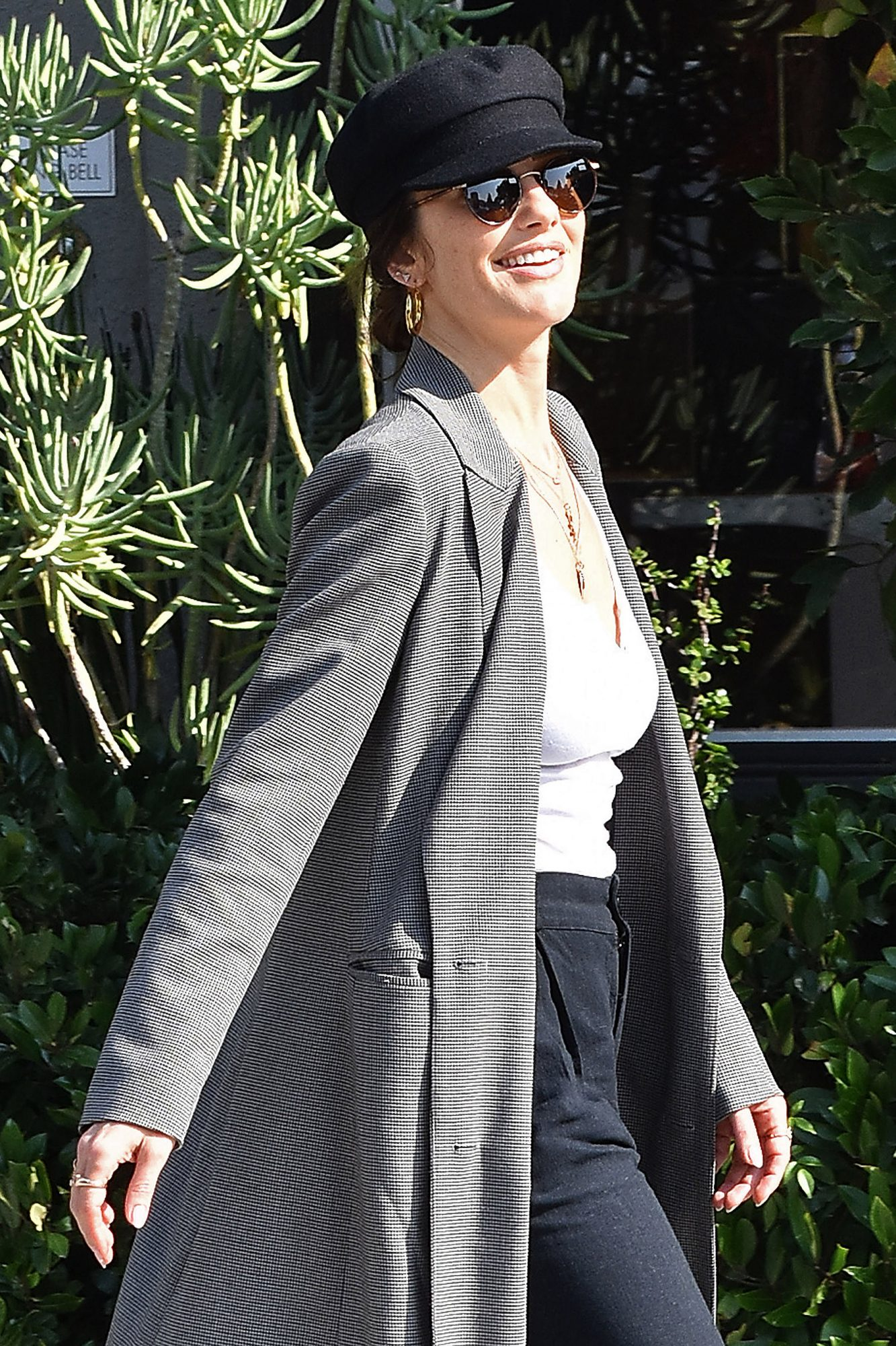 Minka Kelly out and about in Los Angeles