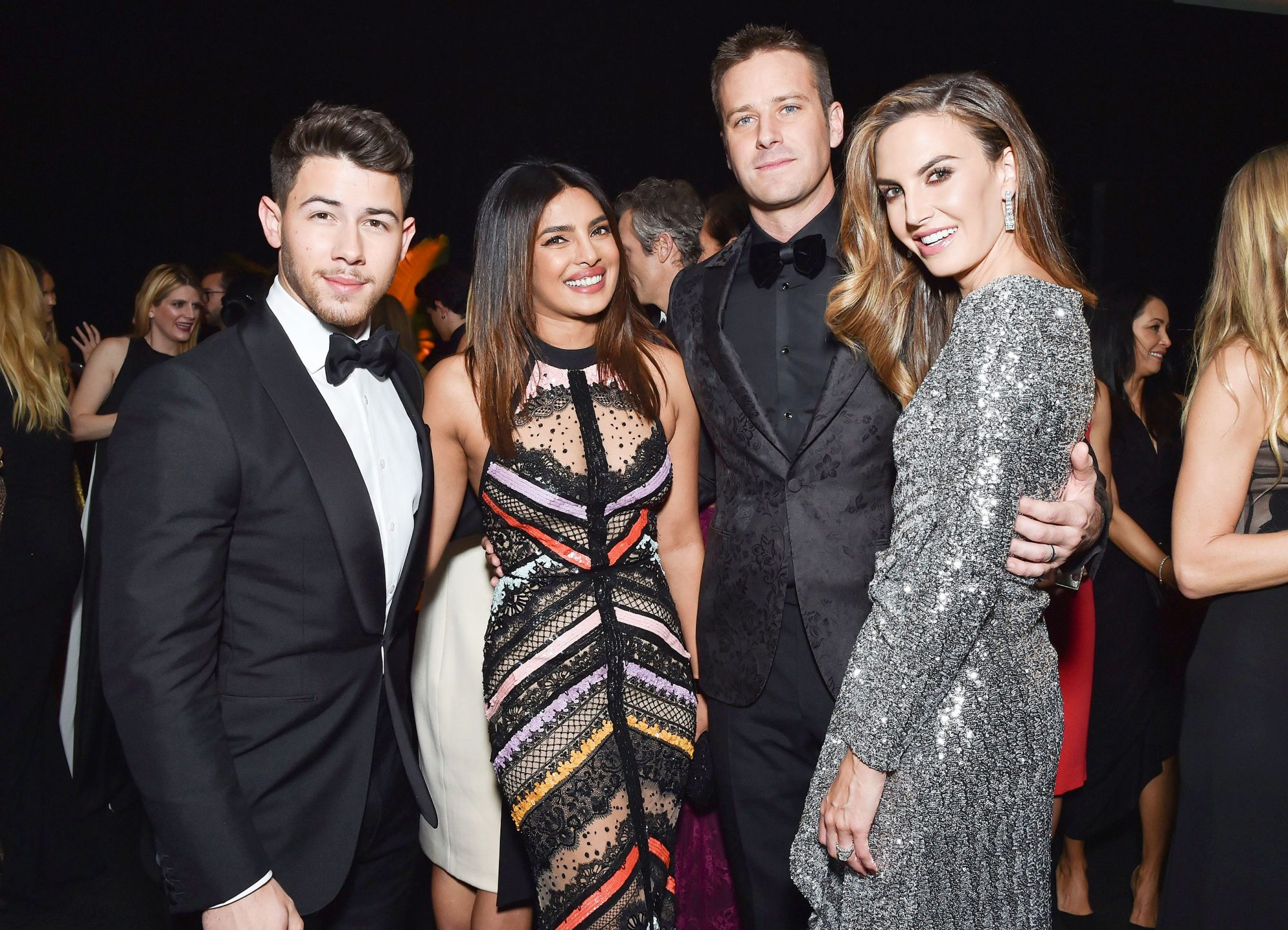 2nd Annual Learning Lab Ventures Winter Gala, Inside, The Beverly Hills Hotel, Los Angeles, USA - 31 Jan 2019