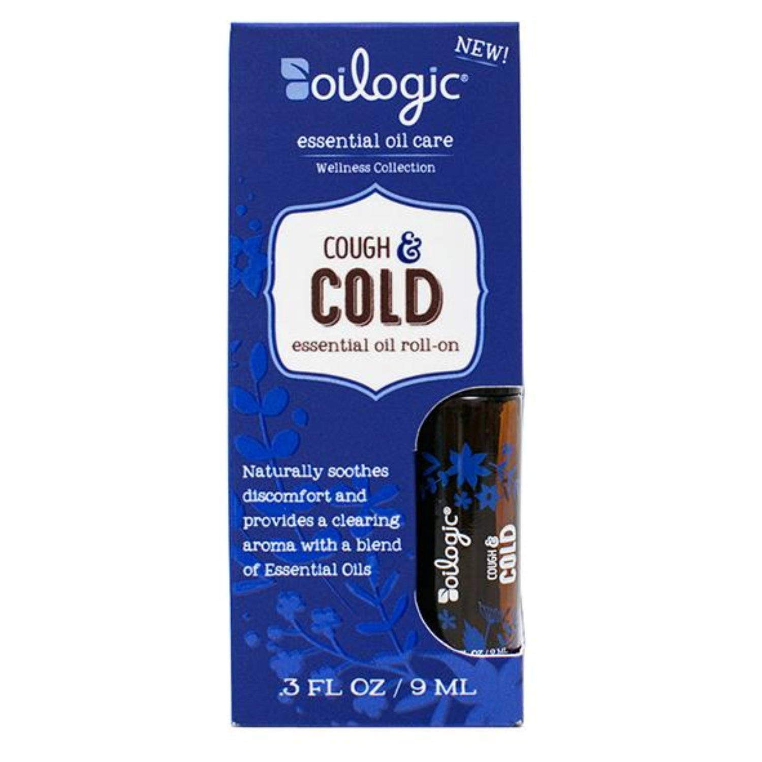 Oilogic Cough & Cold Essential Oil Roll-On