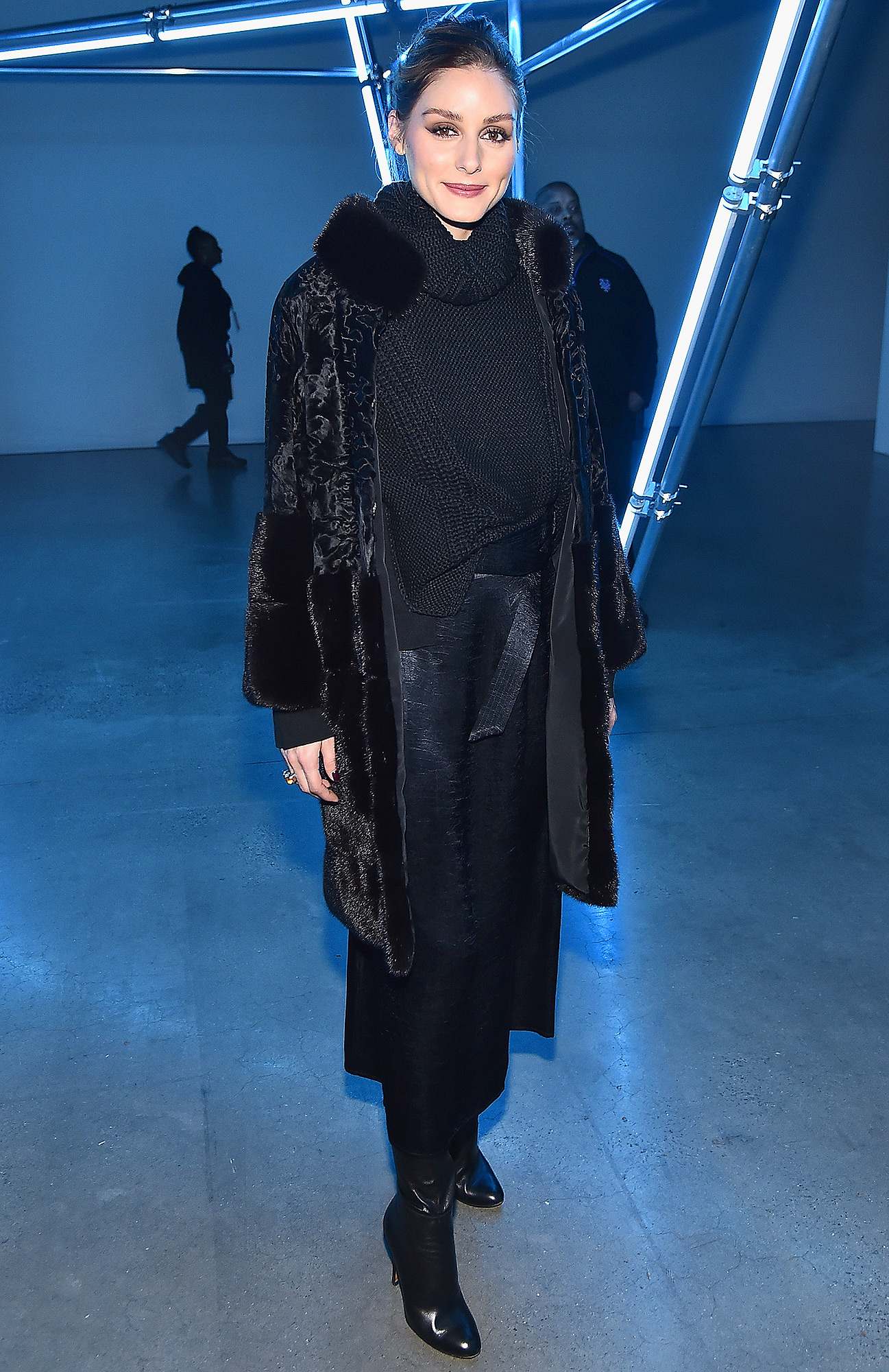 Sally LaPointe - Front Row - February 2019 - New York Fashion Week: The Shows