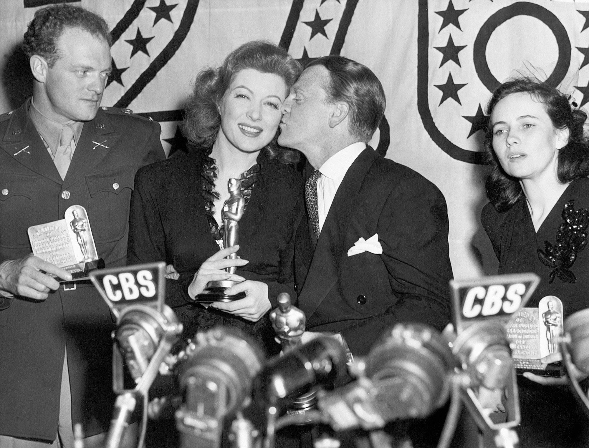 1943: GREER GARSON'S VERY LONG SPEECH