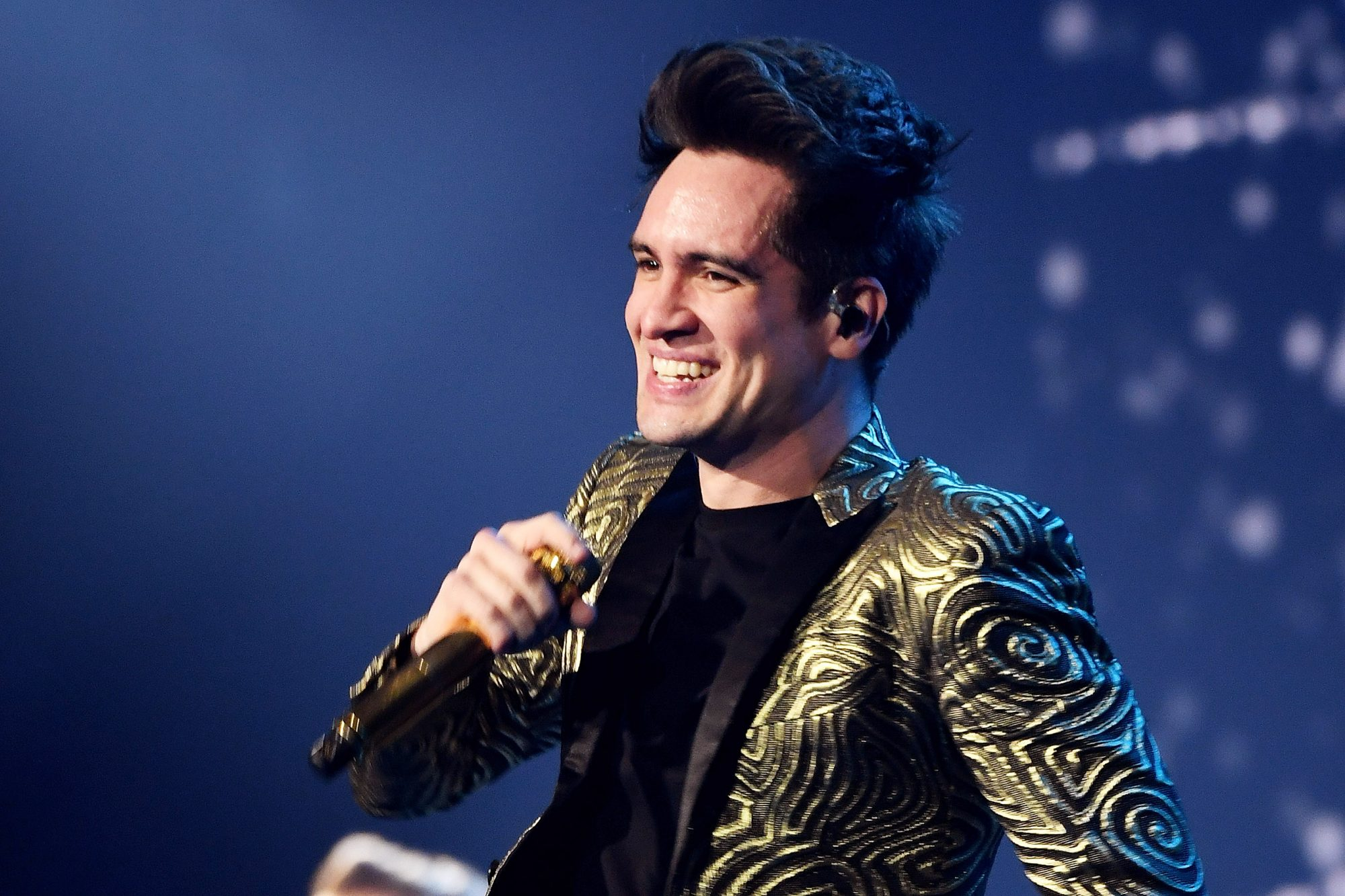 CA: Panic! at the Disco Live in Concert