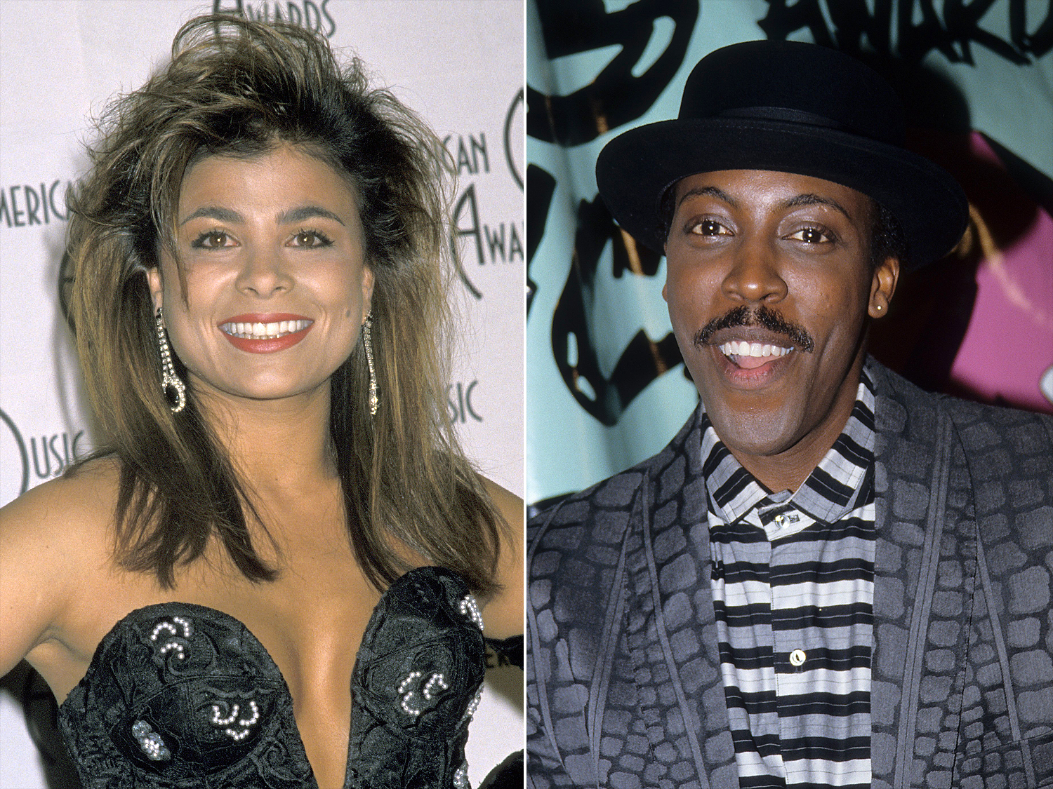 1989: PAULA ABDUL & ARSENIO HALL