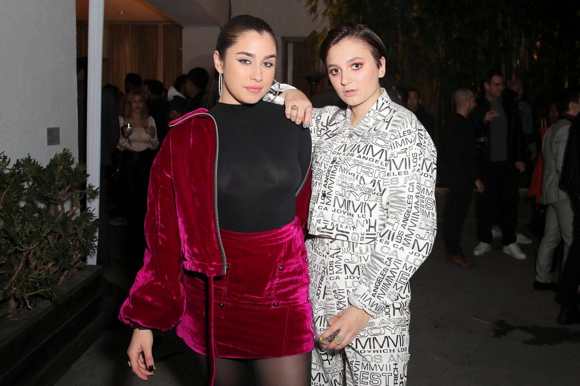 Spotify presents the Best New Artist 2019 Party, Inside, Hammer Museum, Los Angeles, USA - 07 Feb 2019