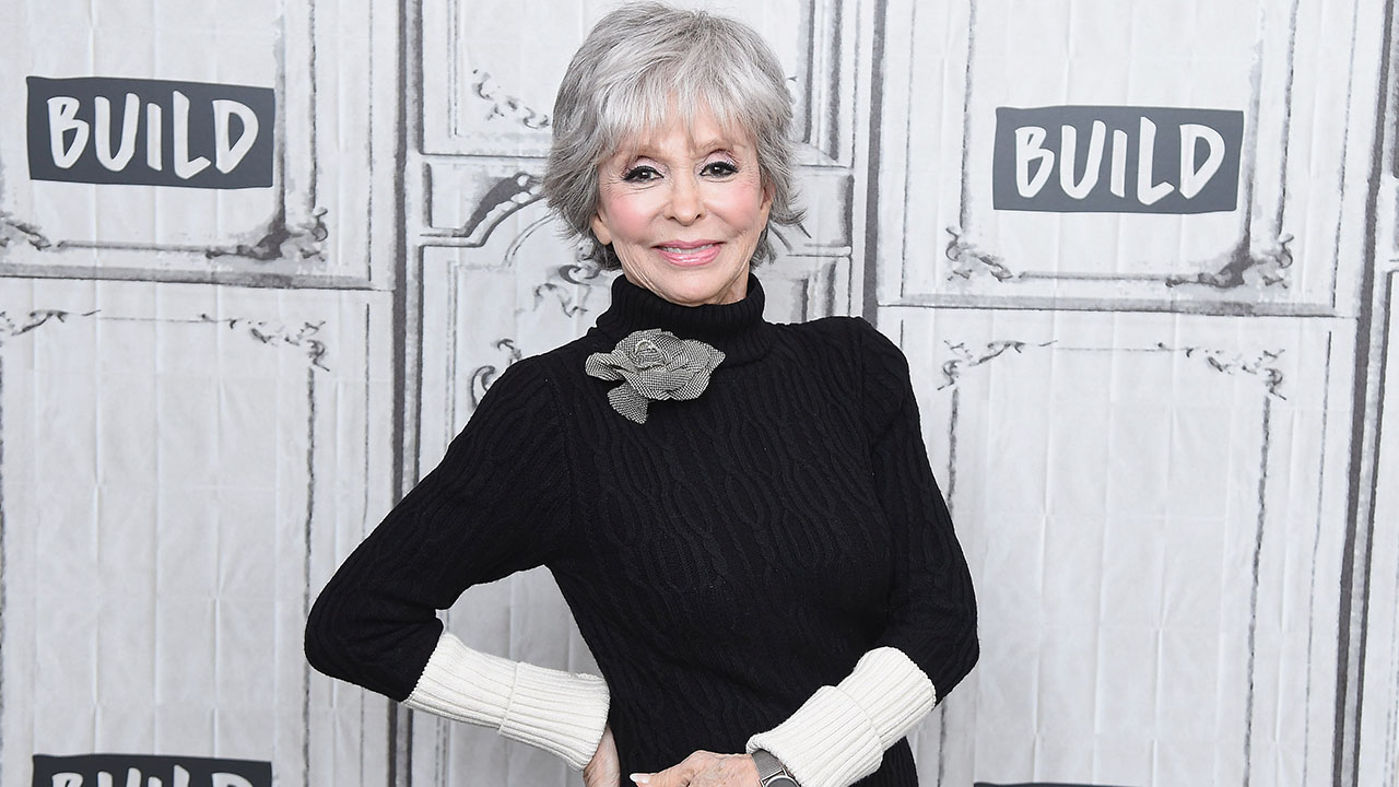 Rita Moreno 'Would Rather Eat Glass' Than Marry Again