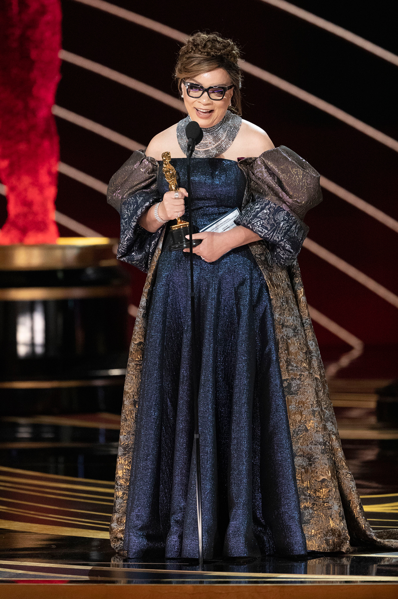 Oscars 2019 Ruth Carter First Black Woman To Win Costume Design People Com