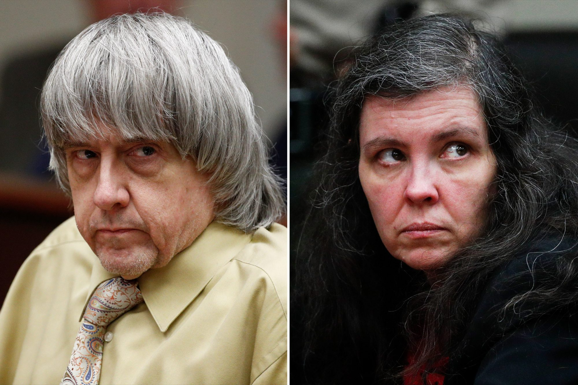 PARENTS PLEAD GUILTY TO IMPRISONING, TORTURING KIDS