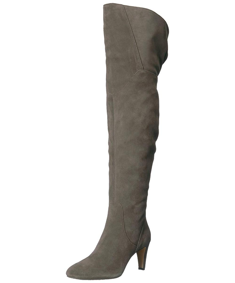 vince-camuto-grey-Womens-Armaceli-Over-The-Knee-Boot