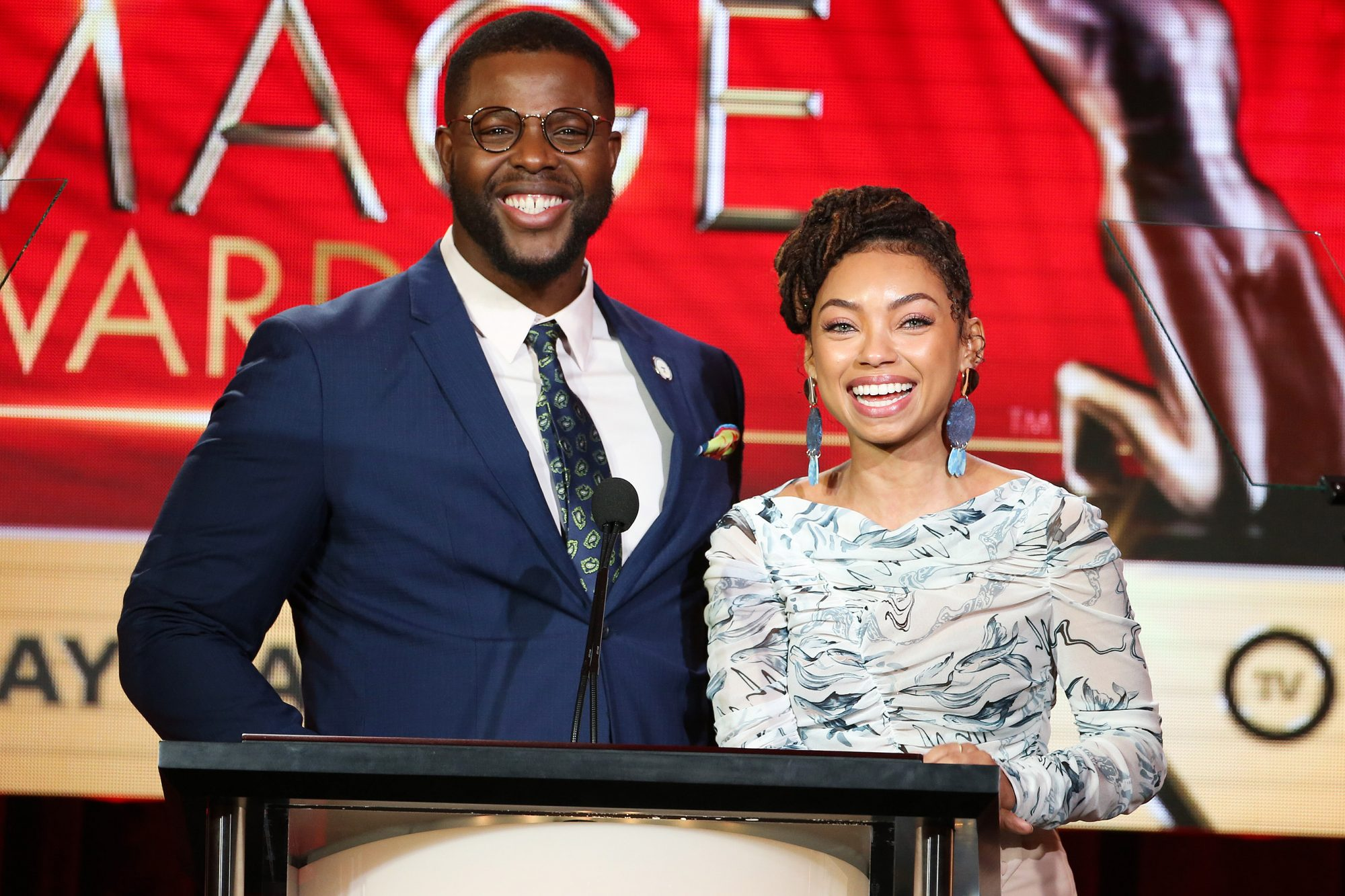 TV One - NAACP Image Awards Nominations, TCA Winter Press Tour, Los Angeles, USA - 13 Feb 2019