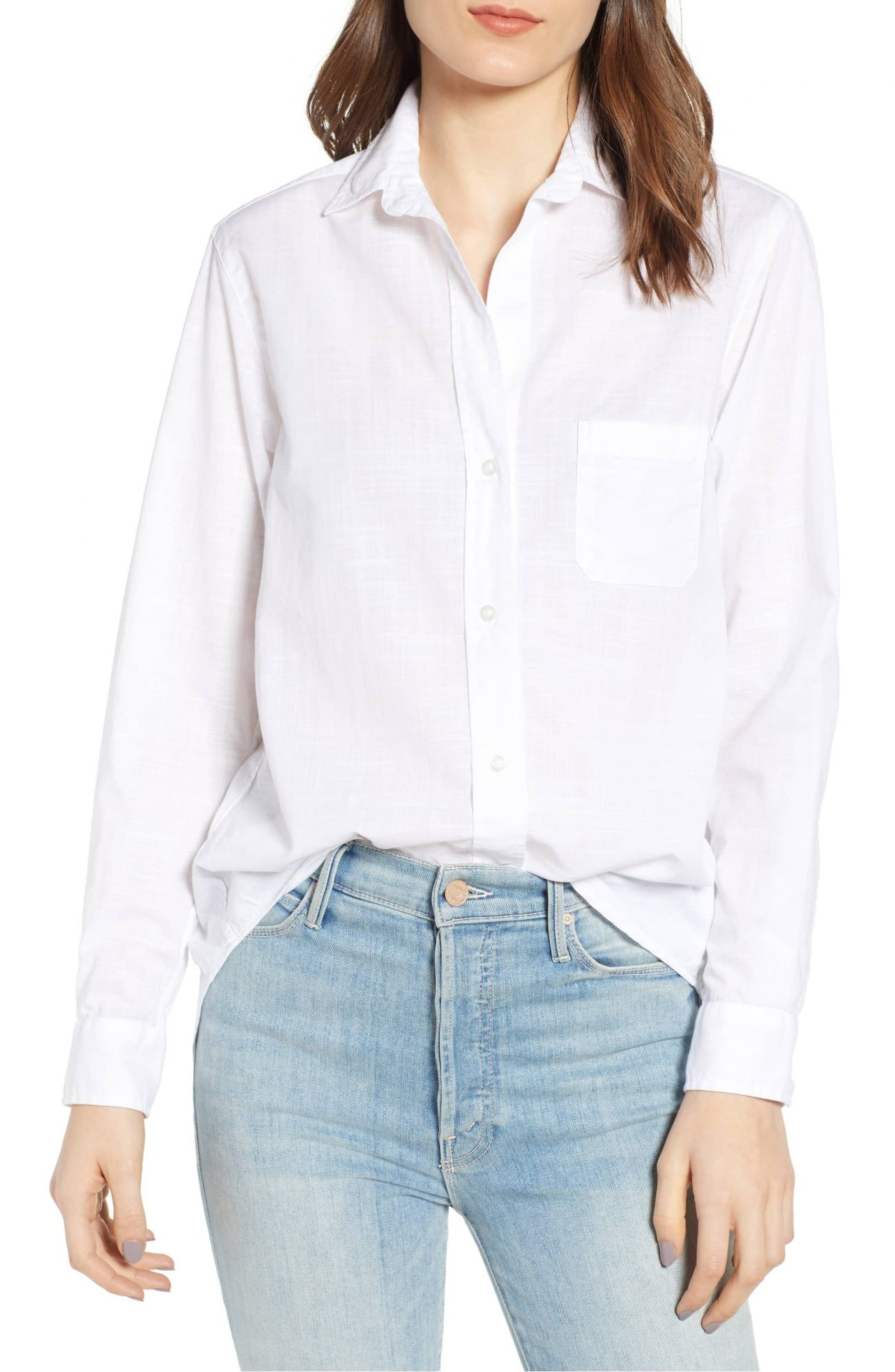 White button-up from Grayson at Nordstrom