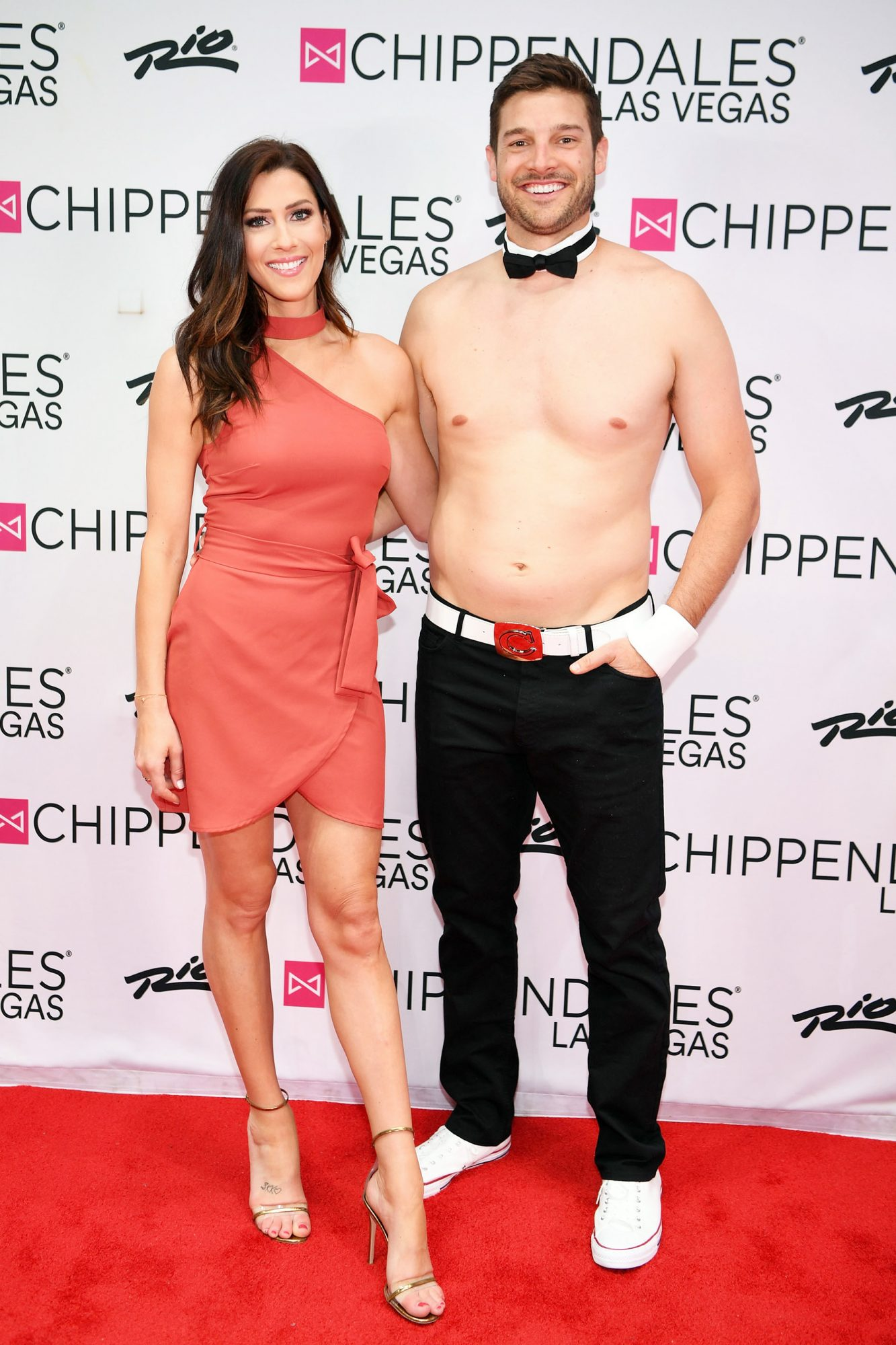 The Bachelorettes Garrett Yrigoyen Guest Stars In Chippendales Las Vegas At The Rio All-Suite Hotel And Casino