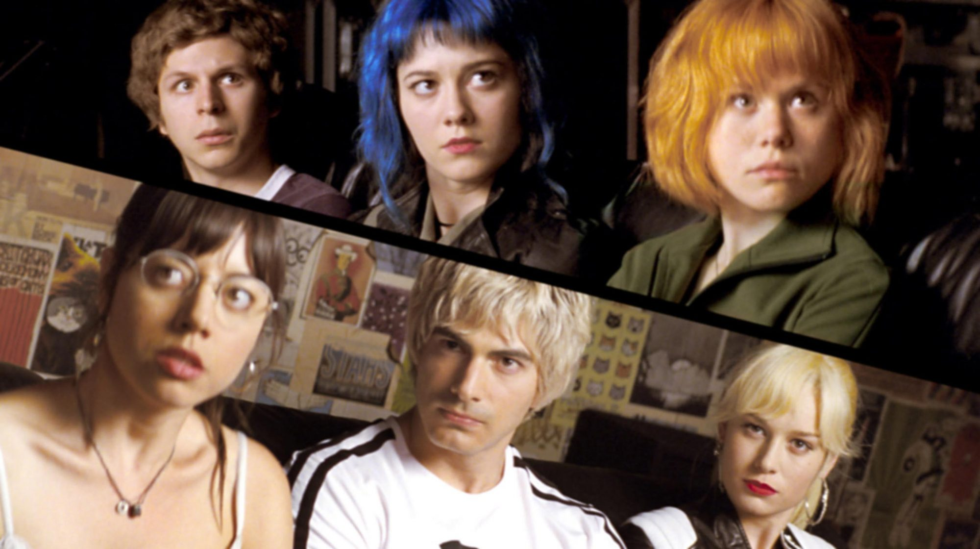 Scott Pilgrim v. the World