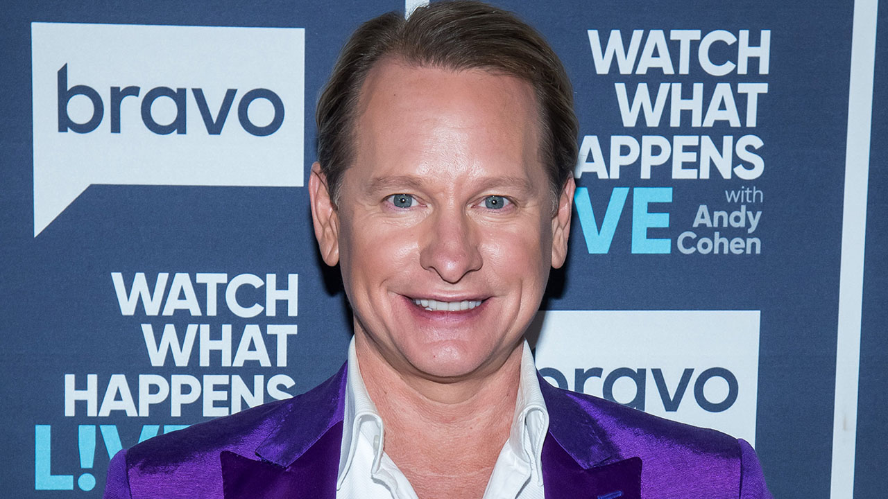 Carson Kressley Gives His Take on Today's Fashion Trends