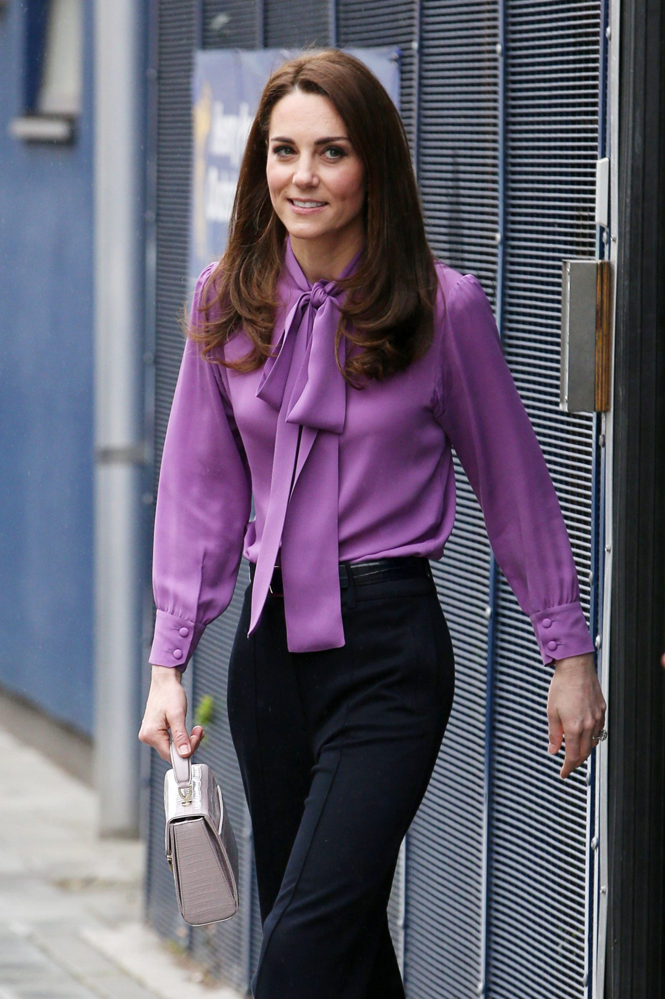 Catherine Duchess of Cambridge visits Henry Fawcett Children's centre, London - 12 Mar 2019