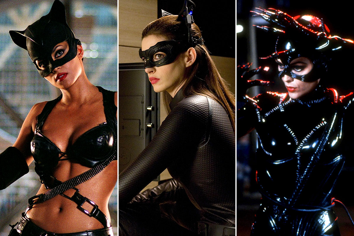 Female Superheroes Gallery : Catwoman