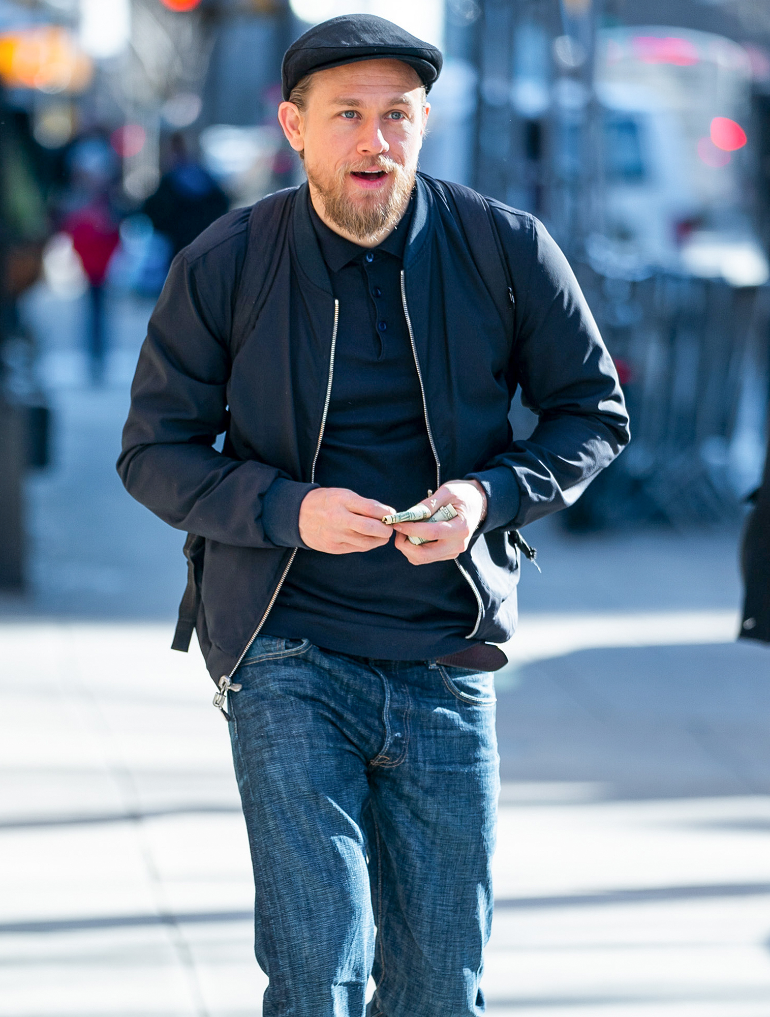 Celebrity Sightings In New York City - March 04, 2019