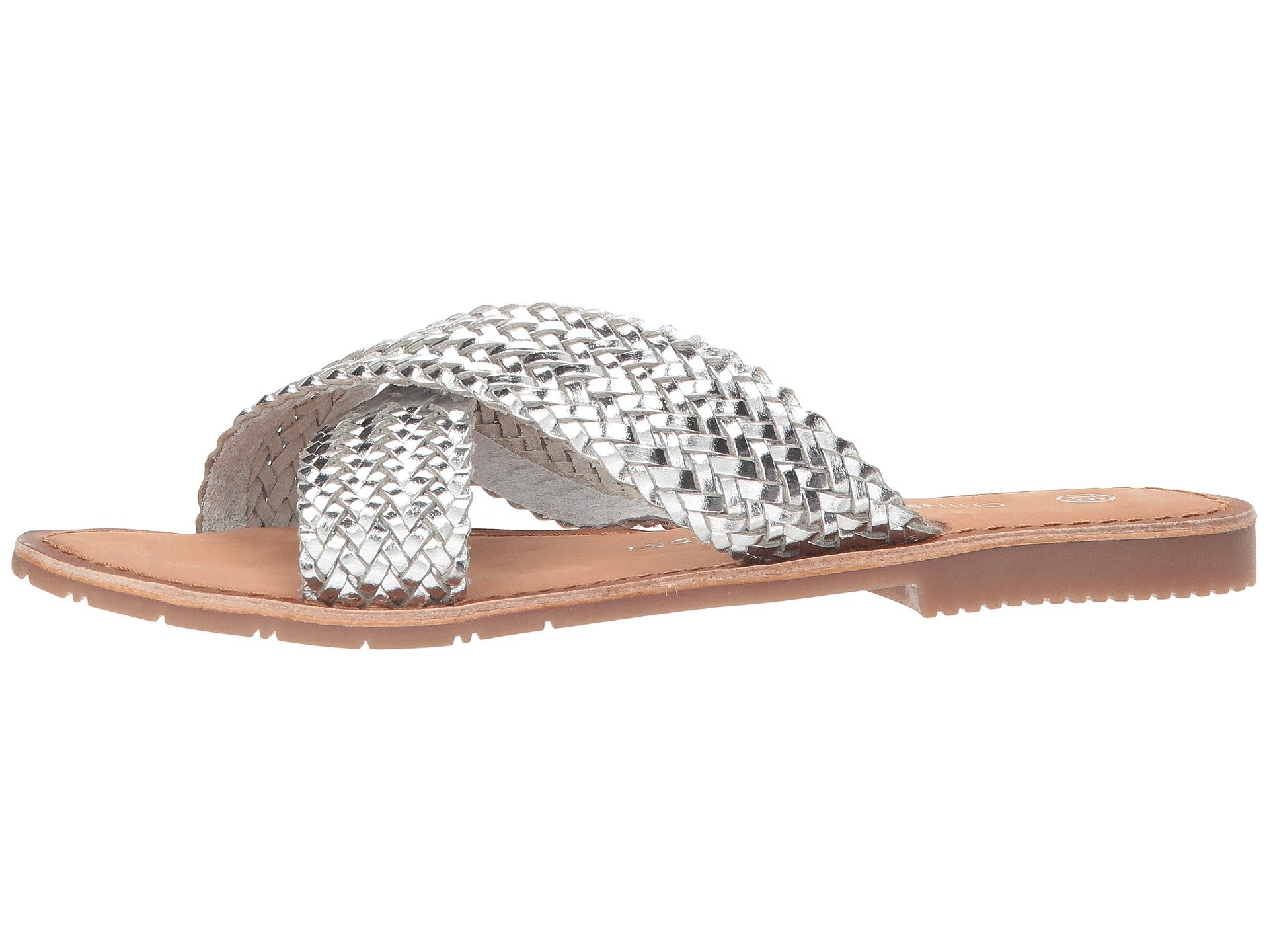 chinese laundry woven sandals zappos