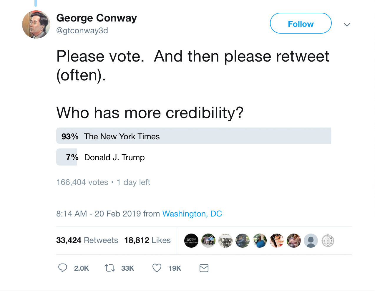 https://twitter.com/gtconway3d/status/1098224325365239808George Conway/Twitter