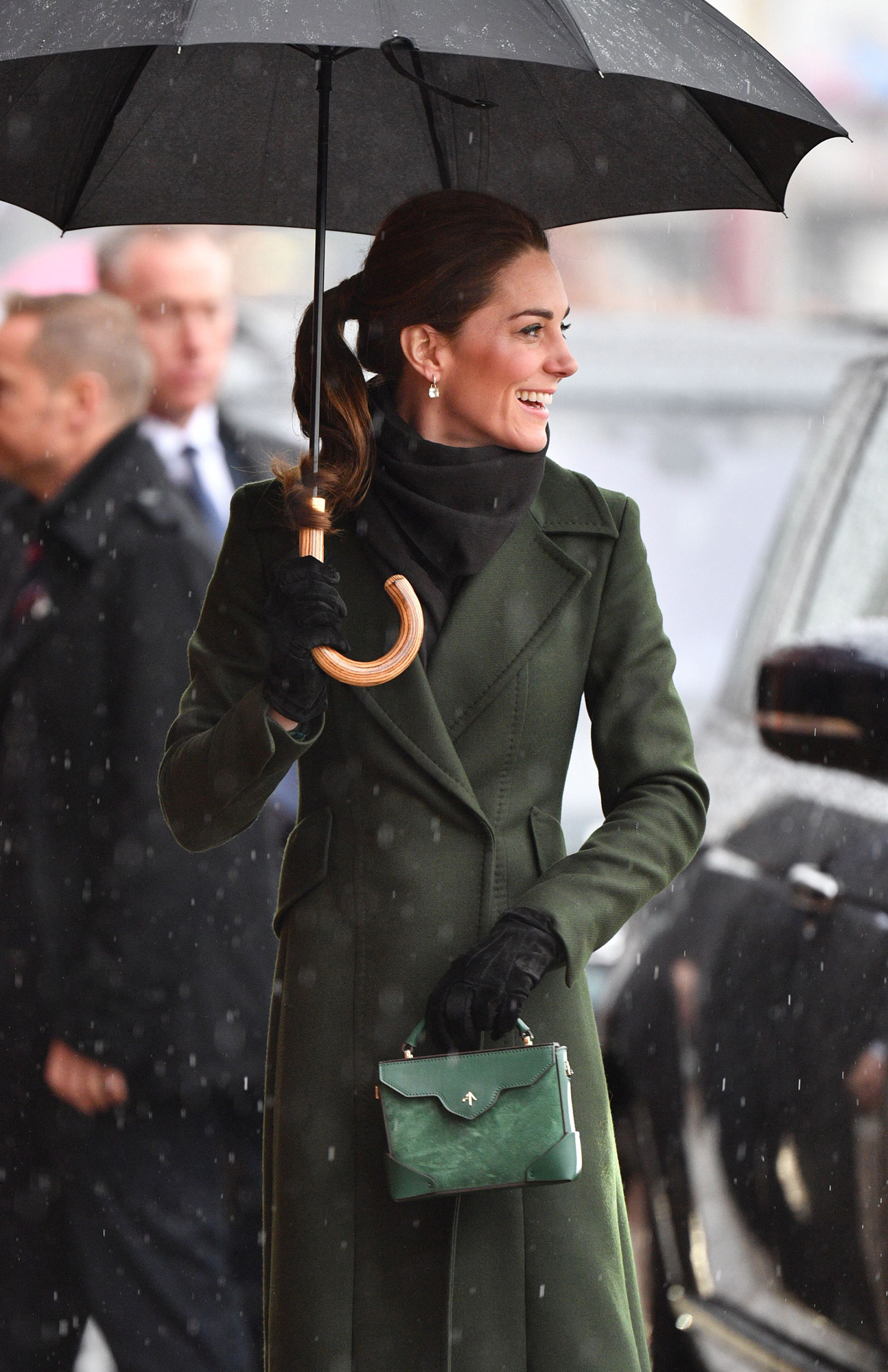 Prince William and Catherine Duchess of Cambridge visit to Blackpool, UK - 06 Mar 2019