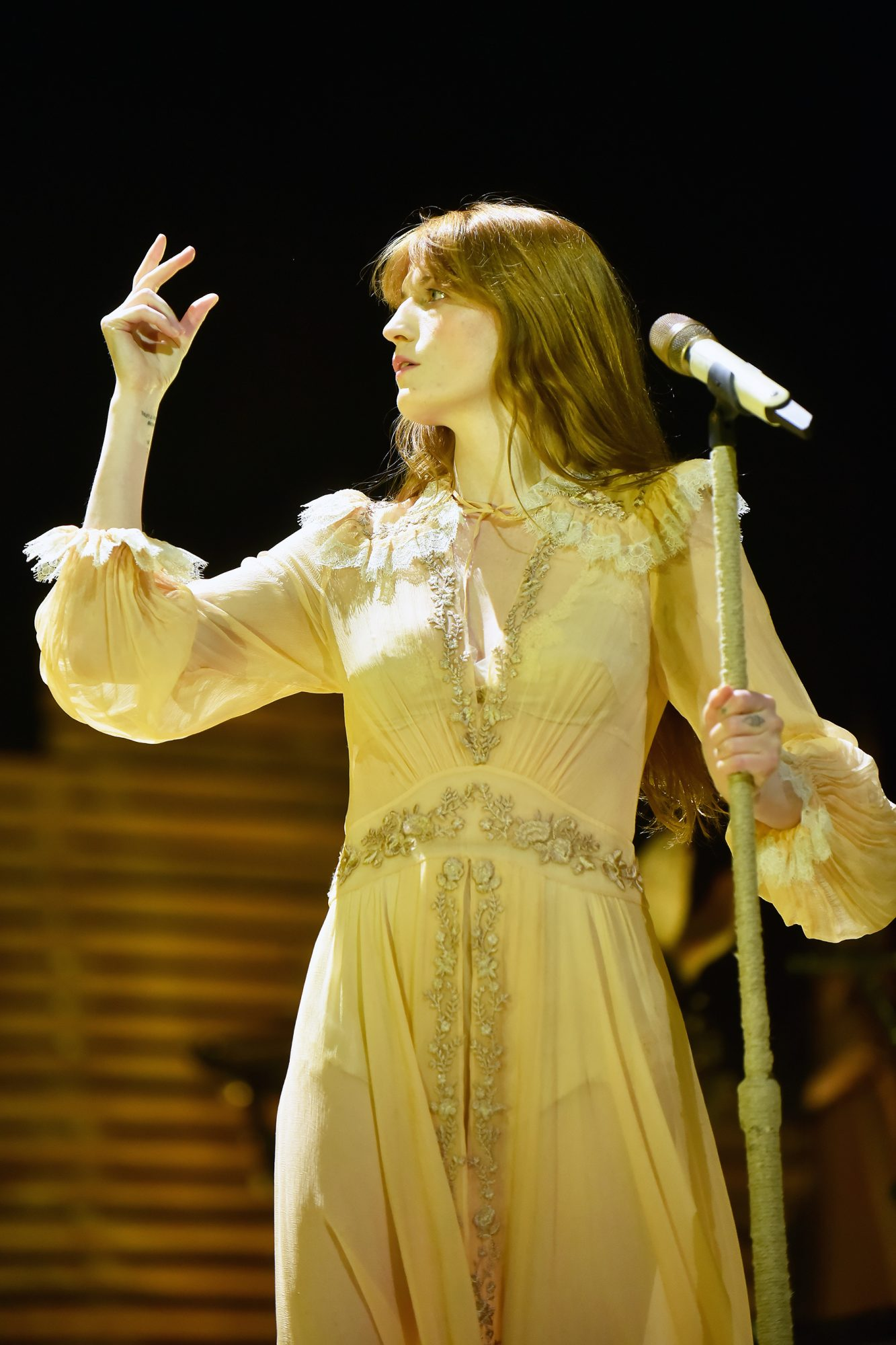 Florence and the Machine Perform In Hamburg