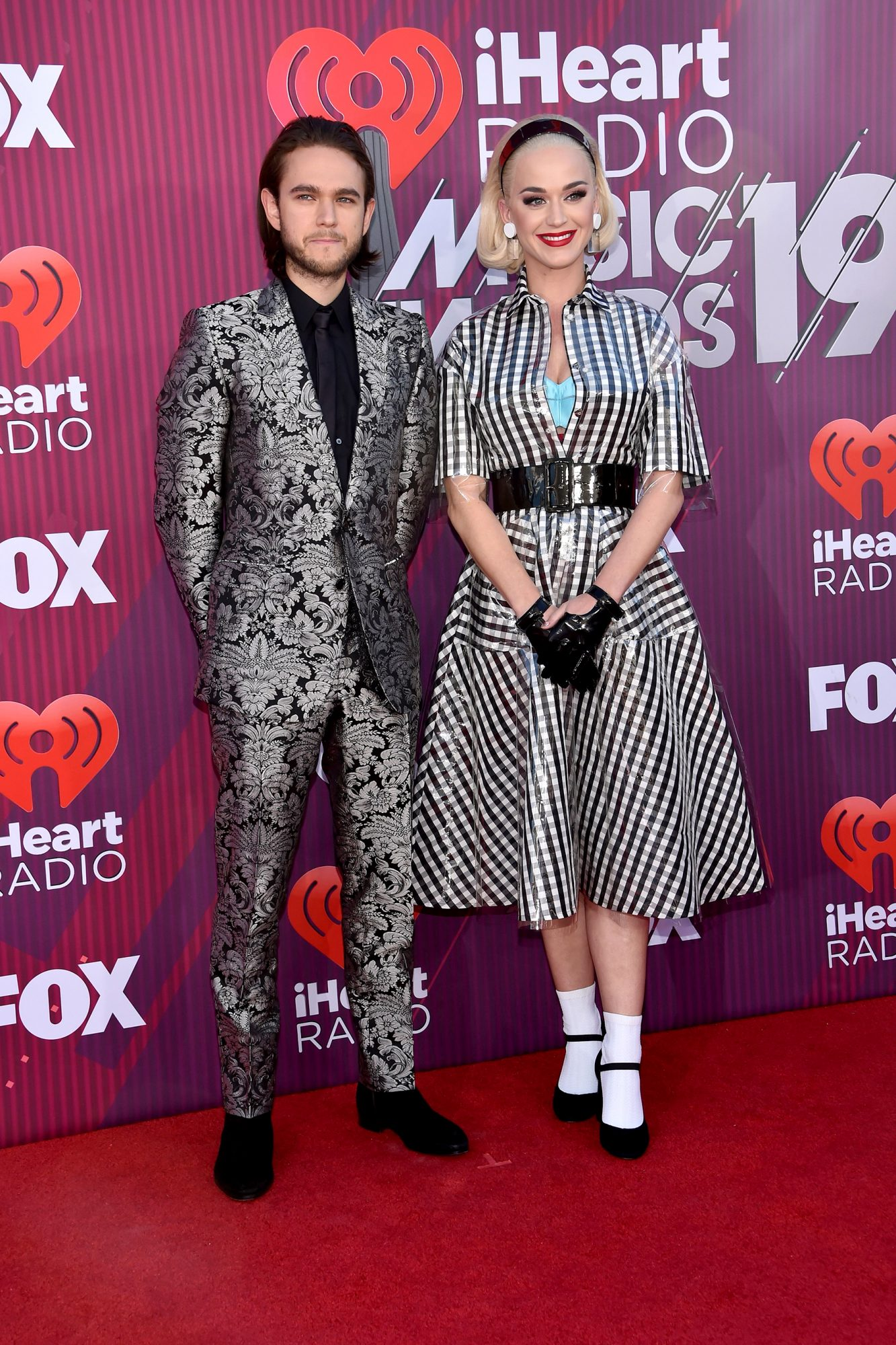 US-ENTERTAINMENT-MUSIC-IHEART-RADIO-AWARDS