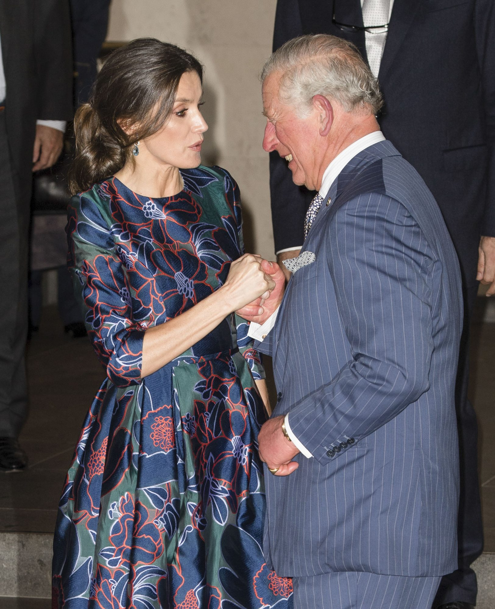 """Royals Attend The Opening Of """"Sorolla: Spanish Master of Light"""" At The National Gallery"""